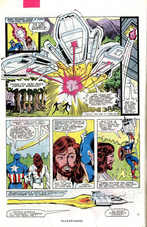 Read online Captain America (1968) comic -  Issue # _Annual 7 - 14