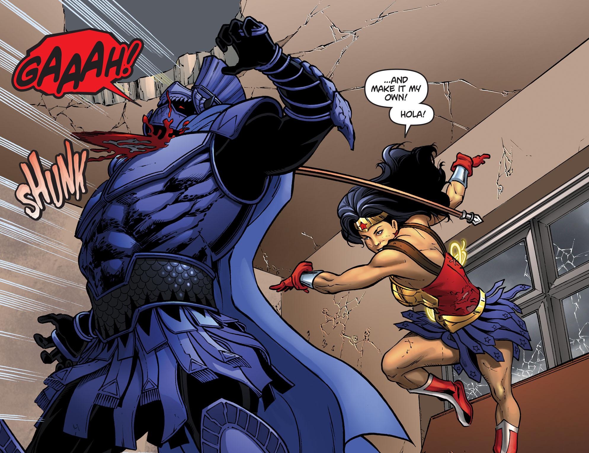 Read online Sensation Comics Featuring Wonder Woman comic -  Issue #35 - 17