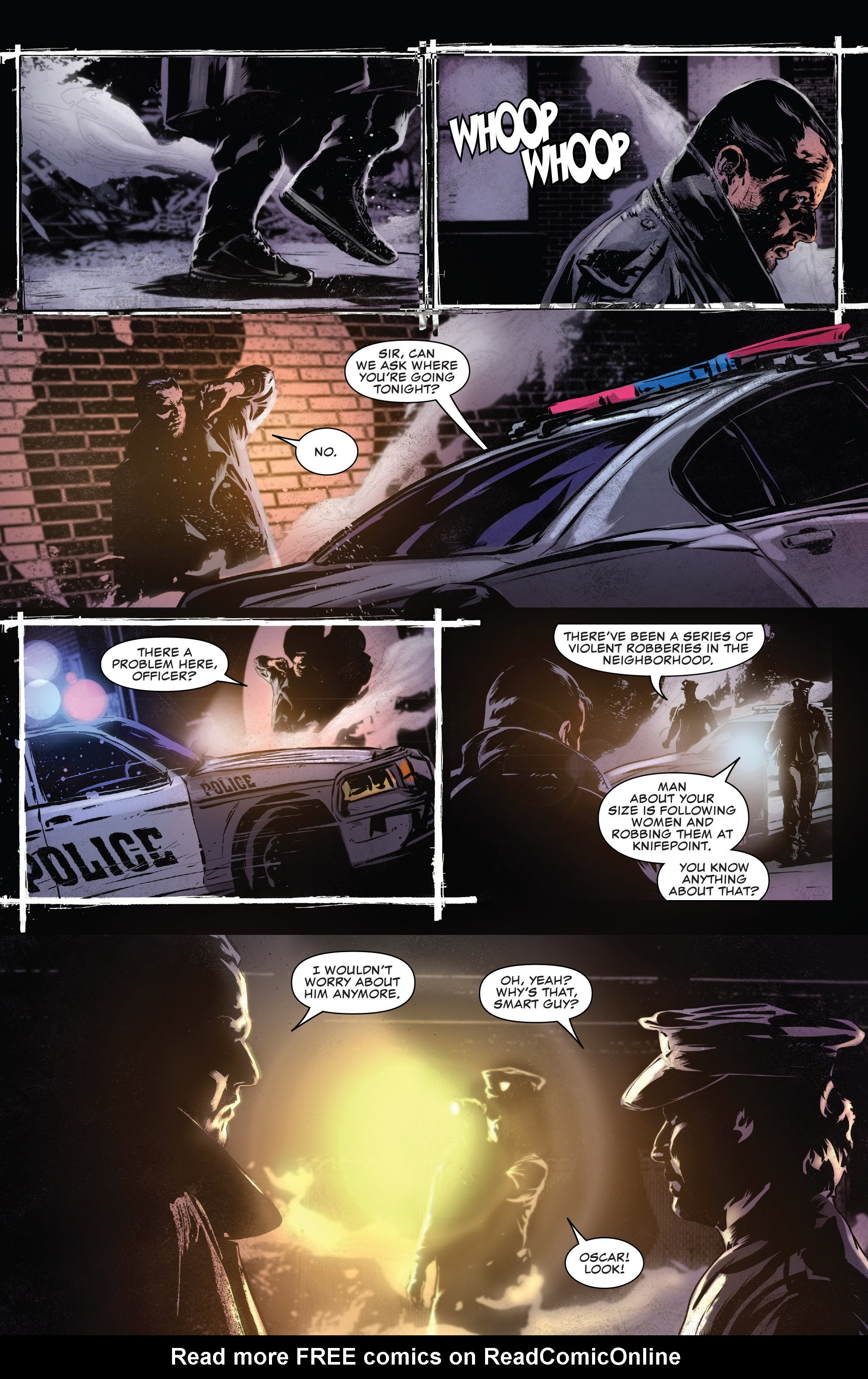 Read online The Punisher (2018) comic -  Issue #13 - 12