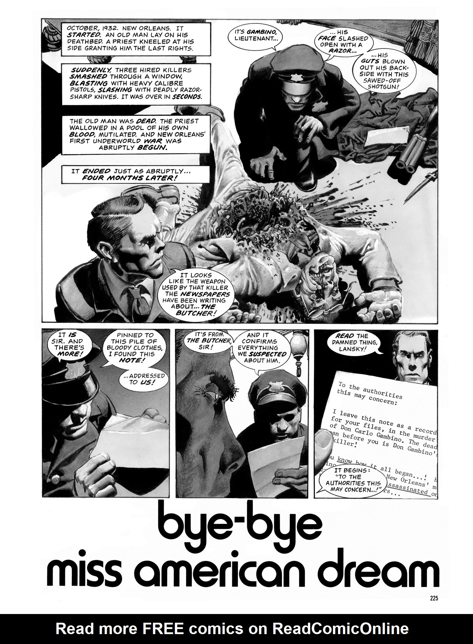 Read online Eerie Archives comic -  Issue # TPB 13 - 226