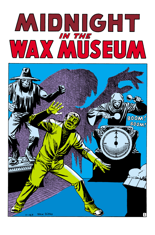 Read online Amazing Adventures (1961) comic -  Issue #1 - 16