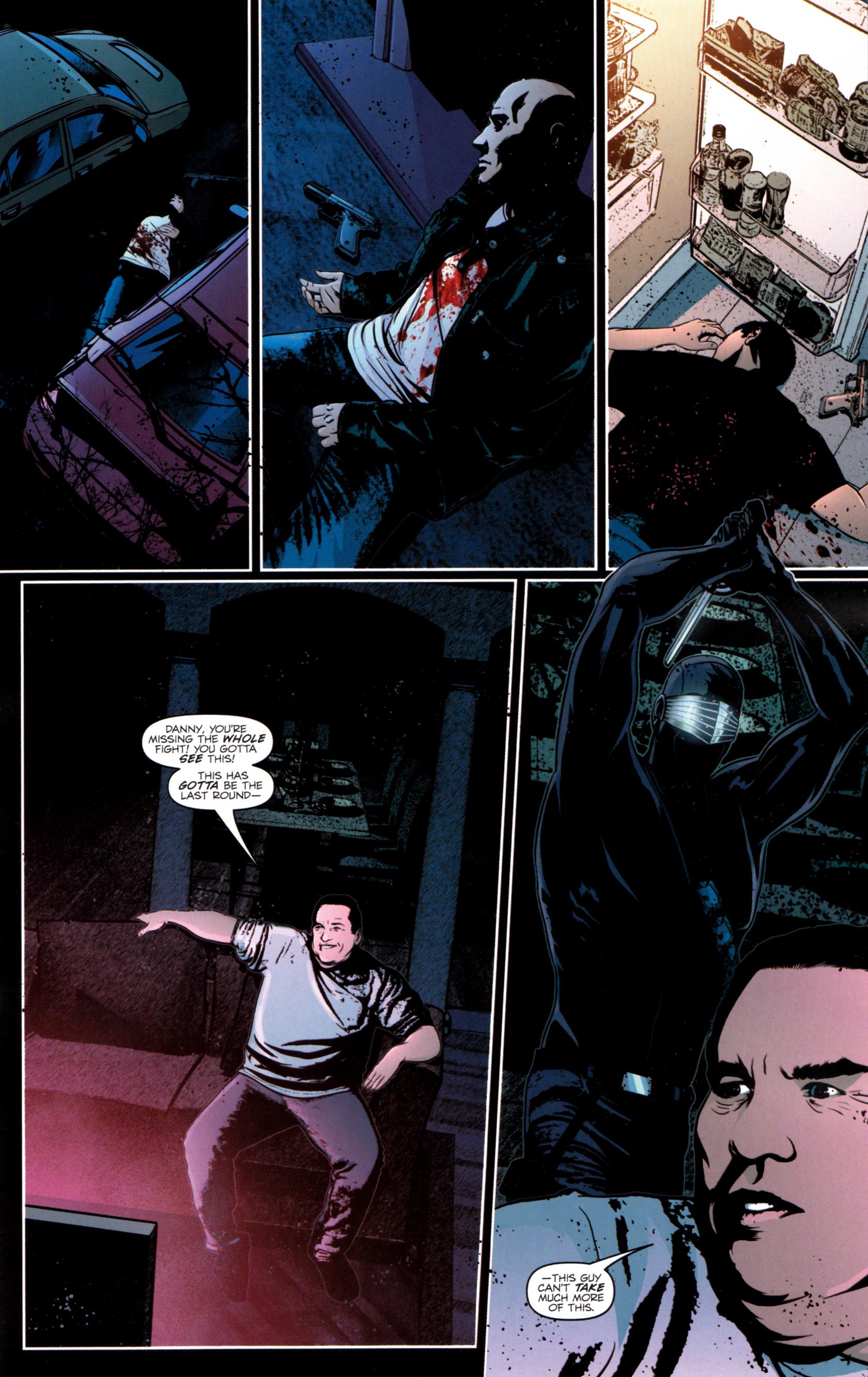Read online G.I. Joe: Snake Eyes comic -  Issue #12 - 22