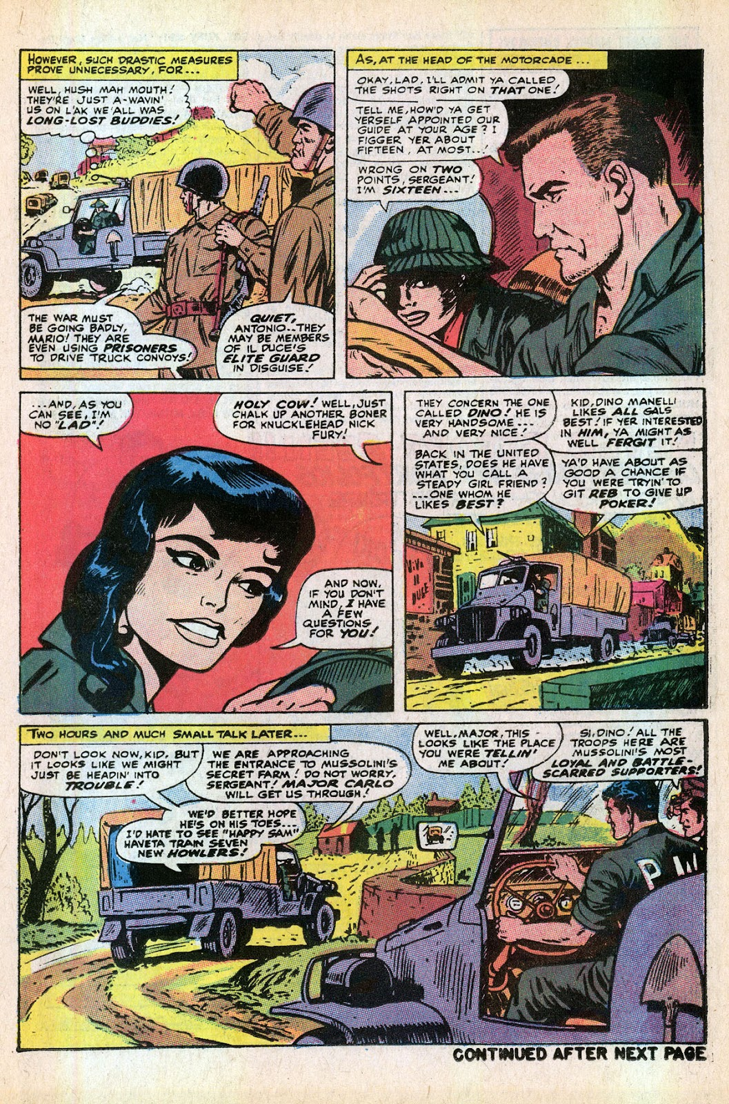 Sgt. Fury issue _Special_7 - Page 37