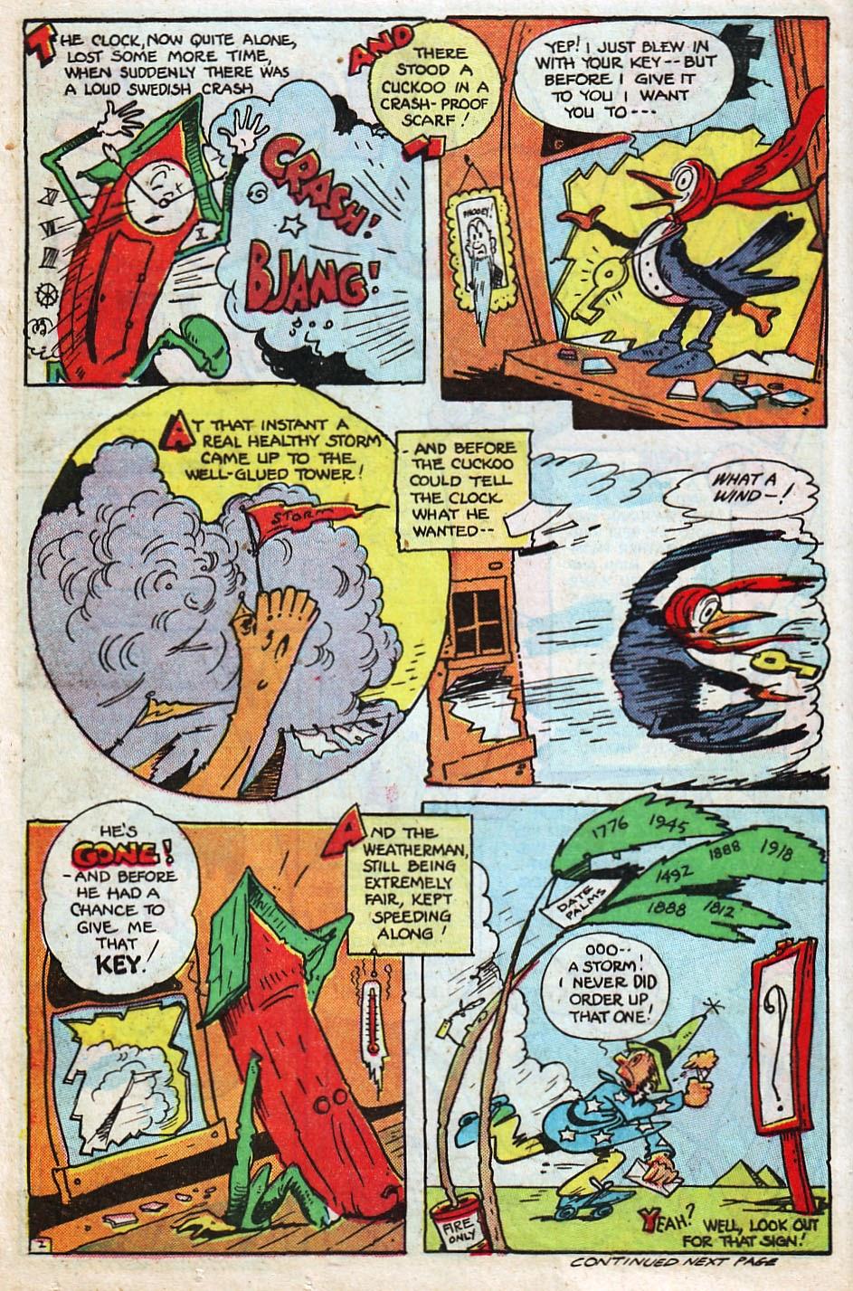 Jingle Jangle Comics issue 20 - Page 18