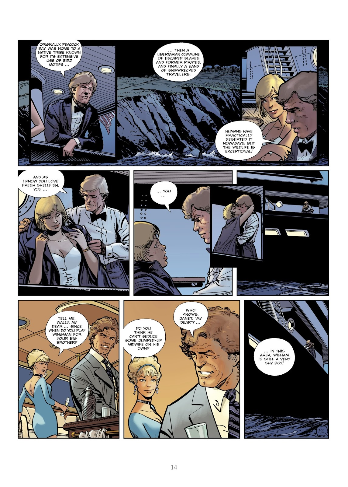 XIII Mystery issue 8 - Page 16