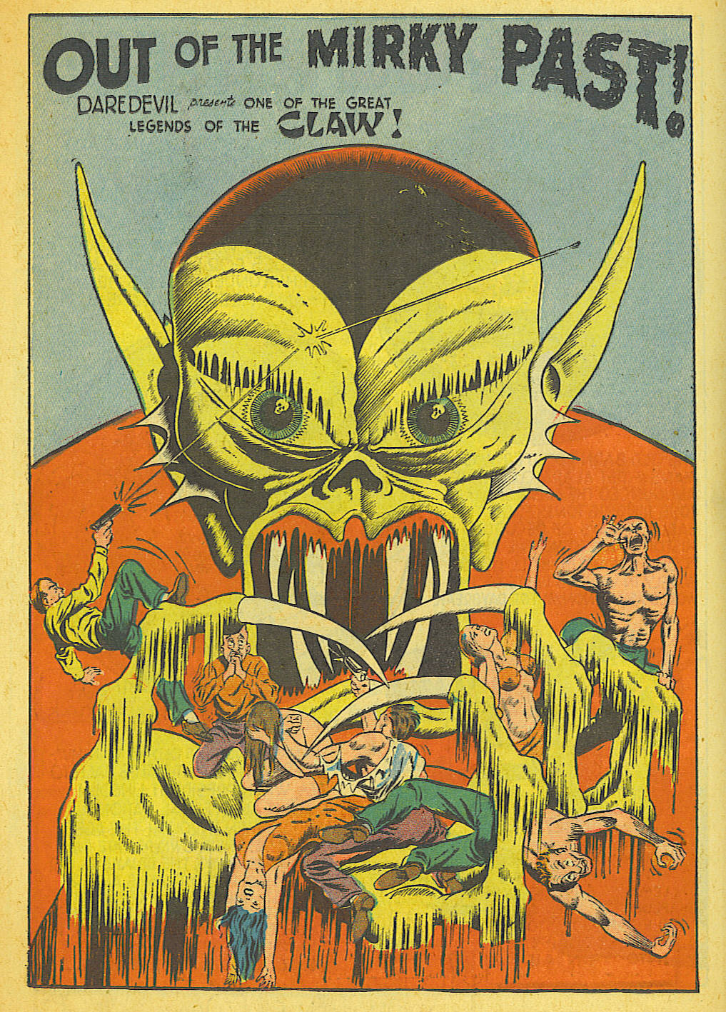 Daredevil (1941) issue 21 - Page 42