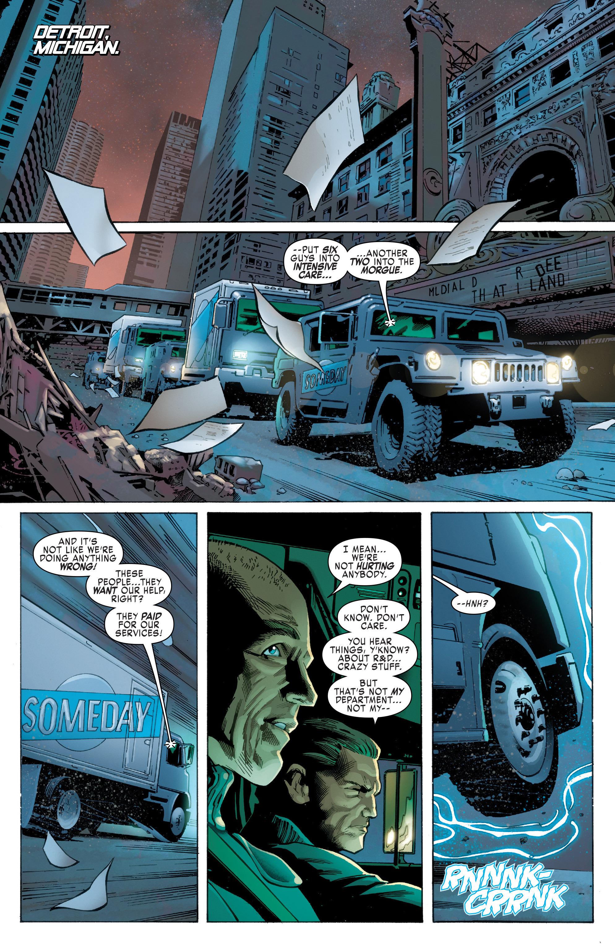 Read online Uncanny X-Men (2016) comic -  Issue #1 - 3