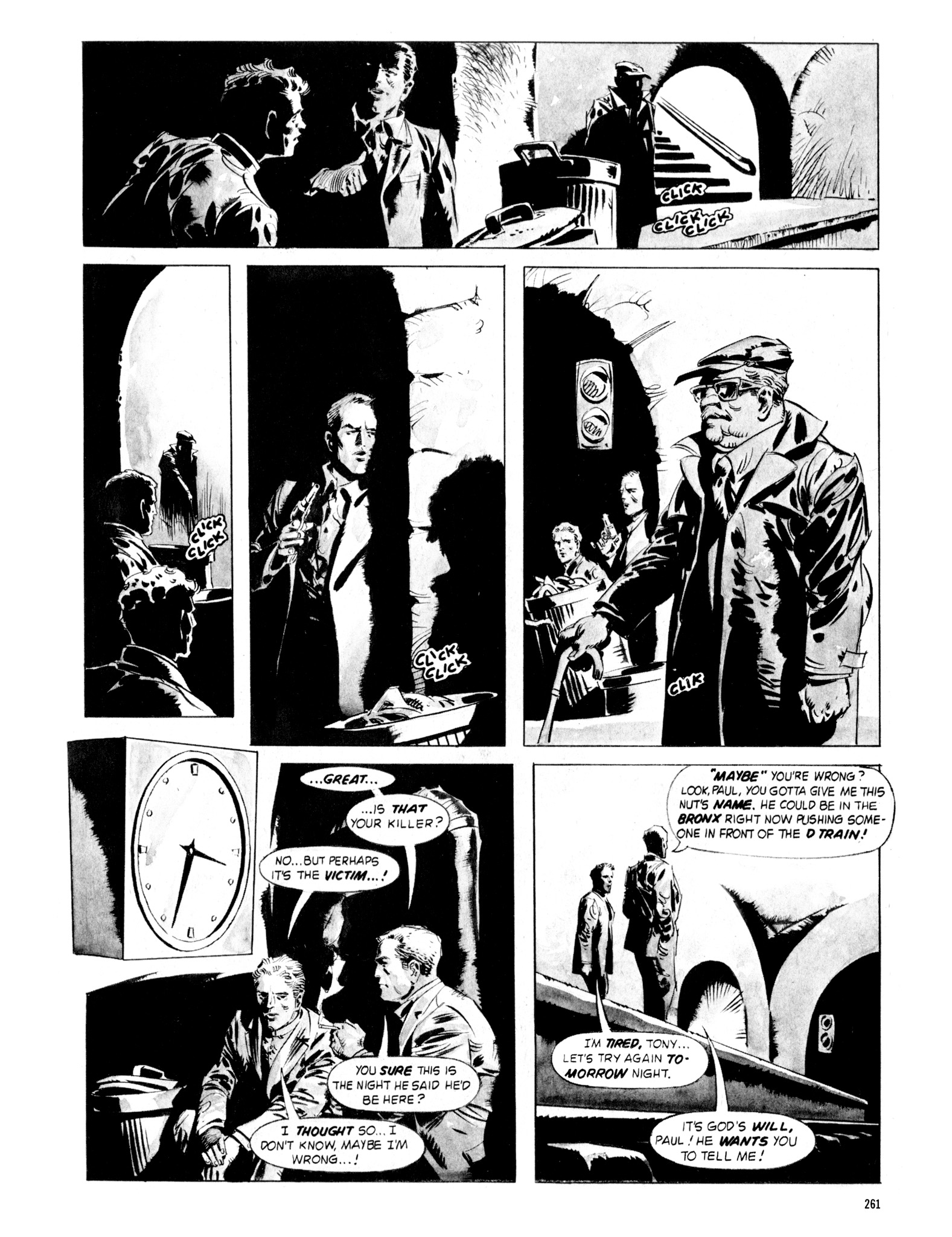 Read online Eerie Archives comic -  Issue # TPB 18 - 258
