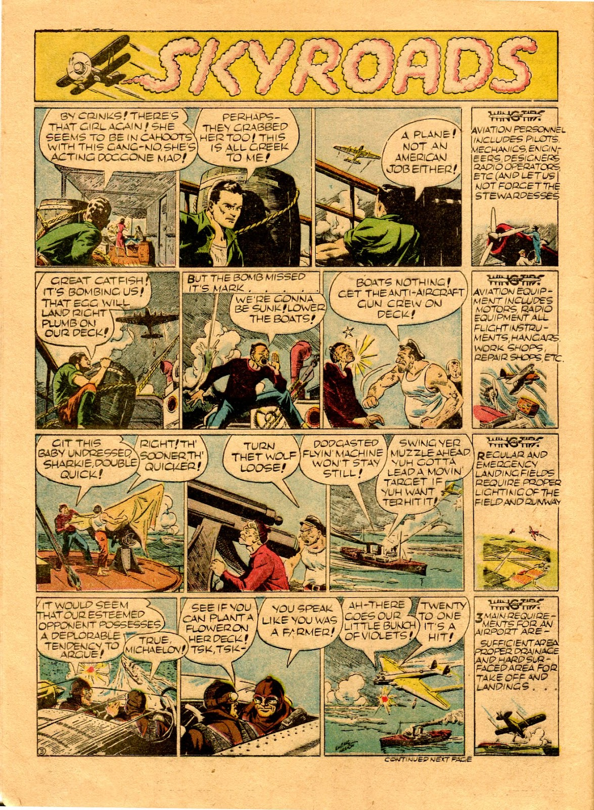 Read online Famous Funnies comic -  Issue #67 - 14