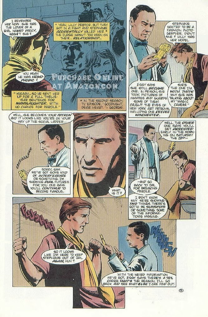 Read online Quantum Leap comic -  Issue #9 - 6