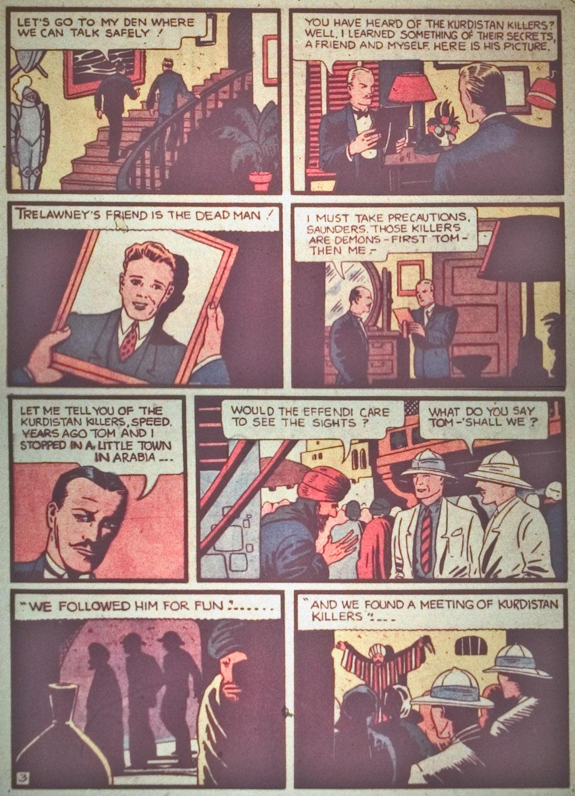 Read online Detective Comics (1937) comic -  Issue #27 - 13