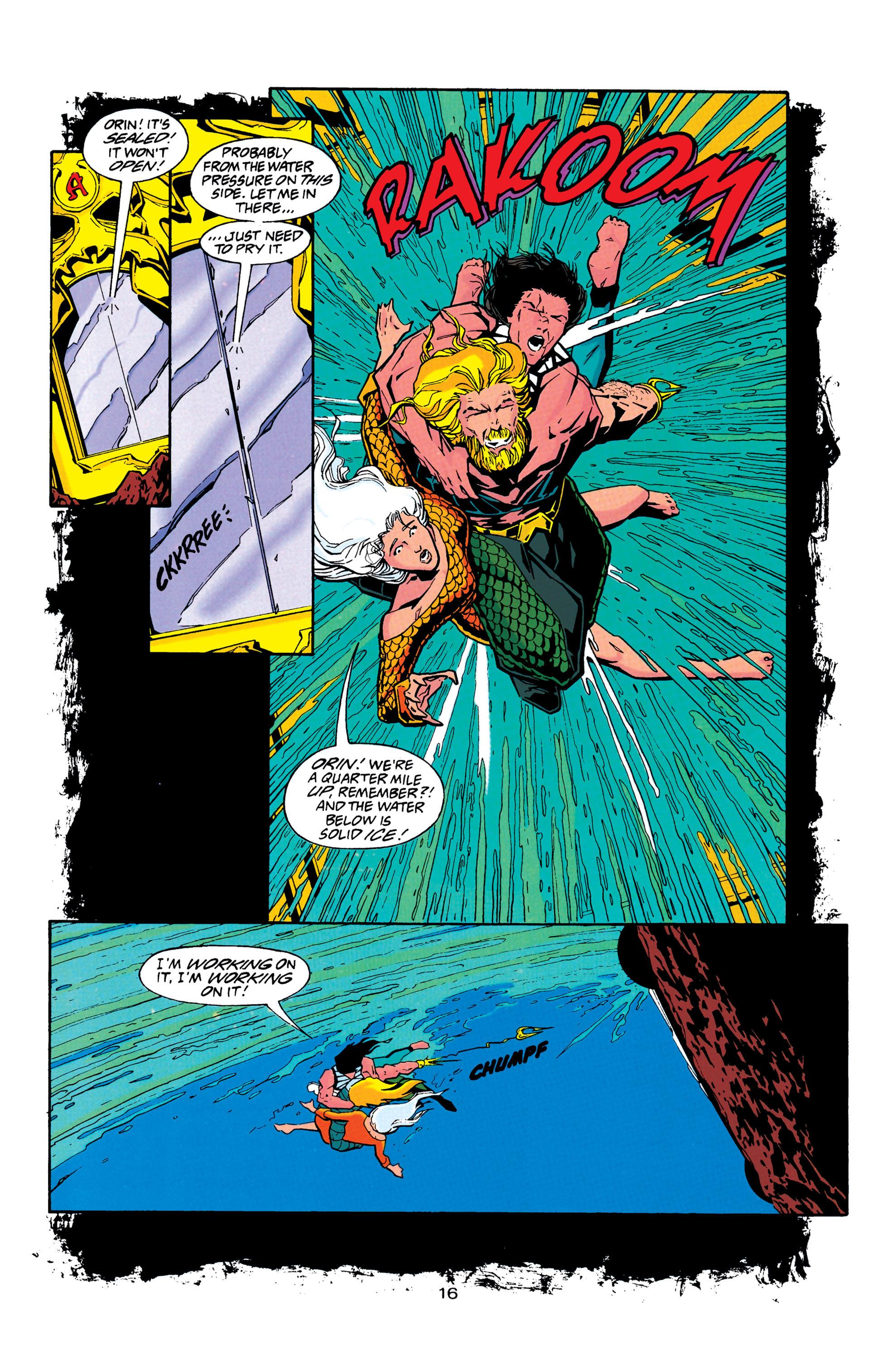 Read online Aquaman (1994) comic -  Issue #26 - 17