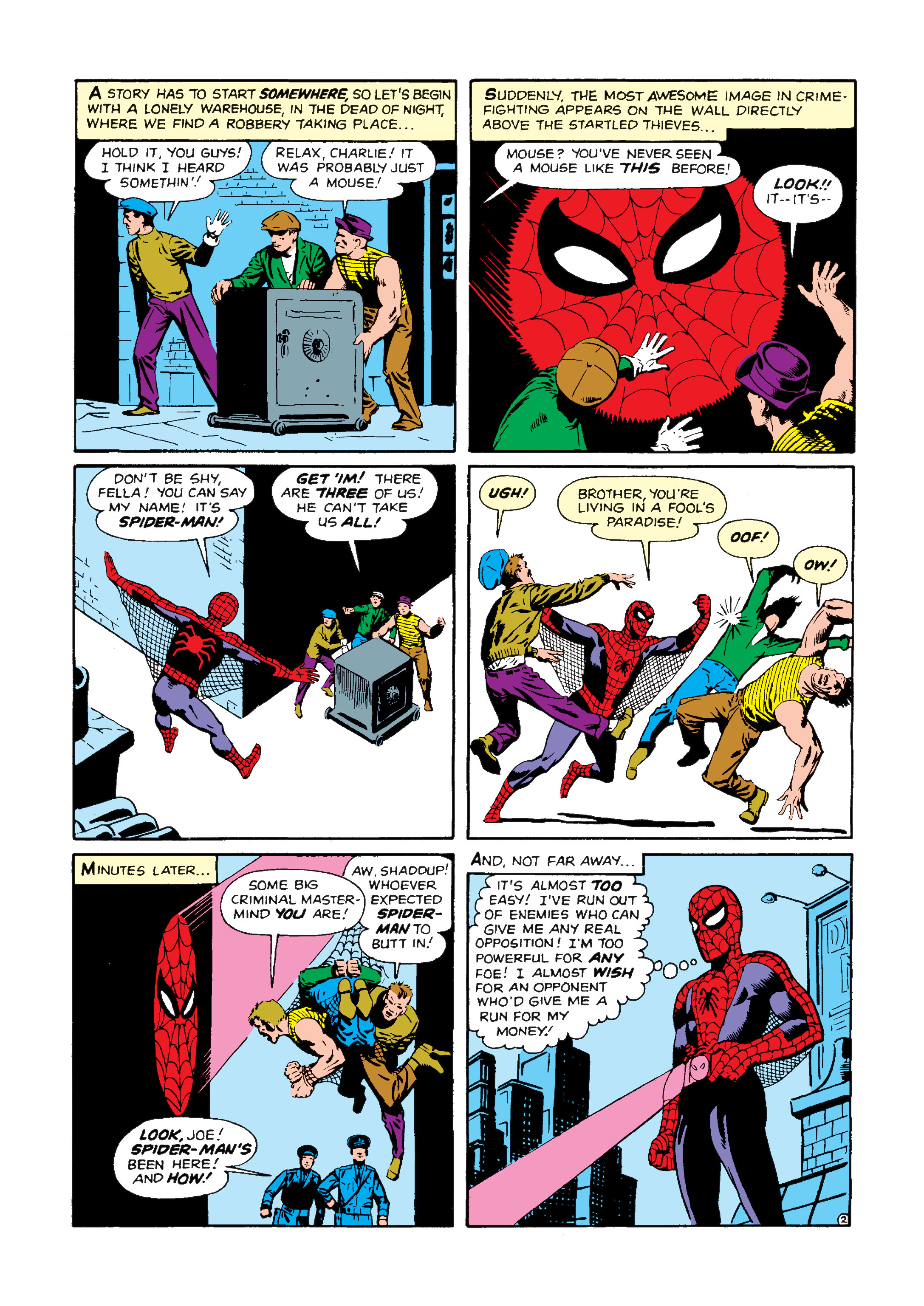 The Amazing Spider-Man (1963) 3 Page 2