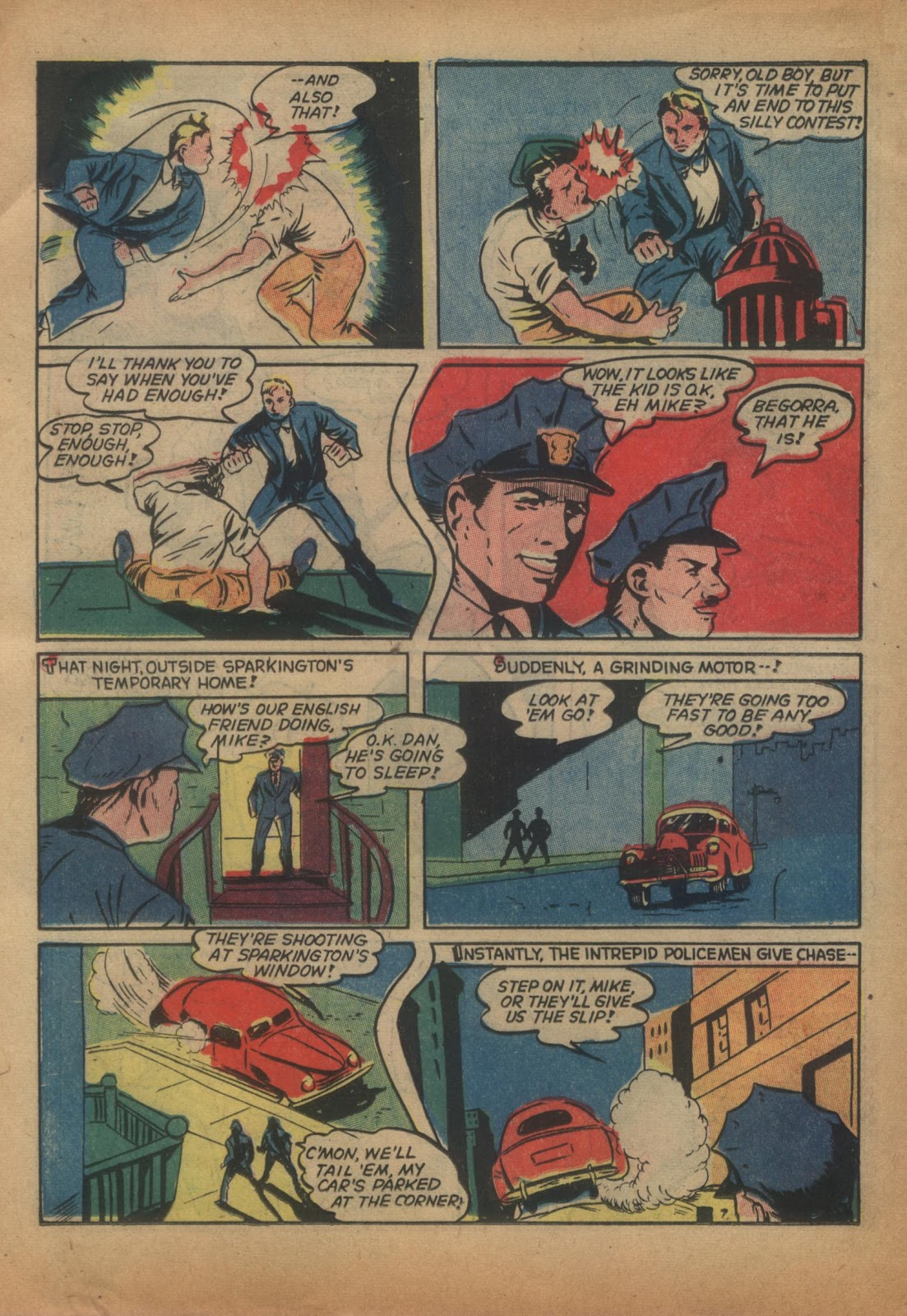 The Blue Beetle issue 15 - Page 26