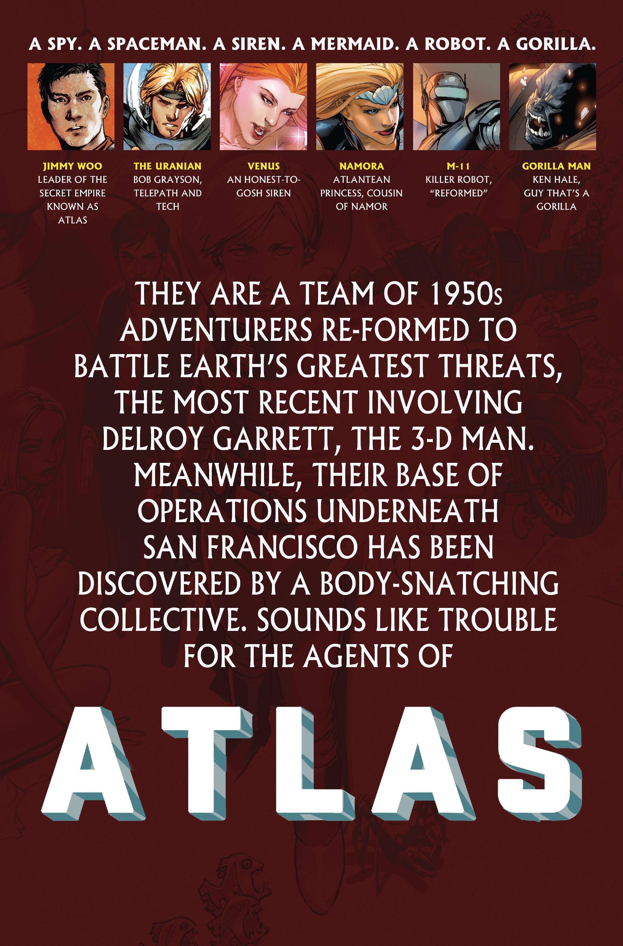 Read online Atlas comic -  Issue #Atlas _TPB - 106