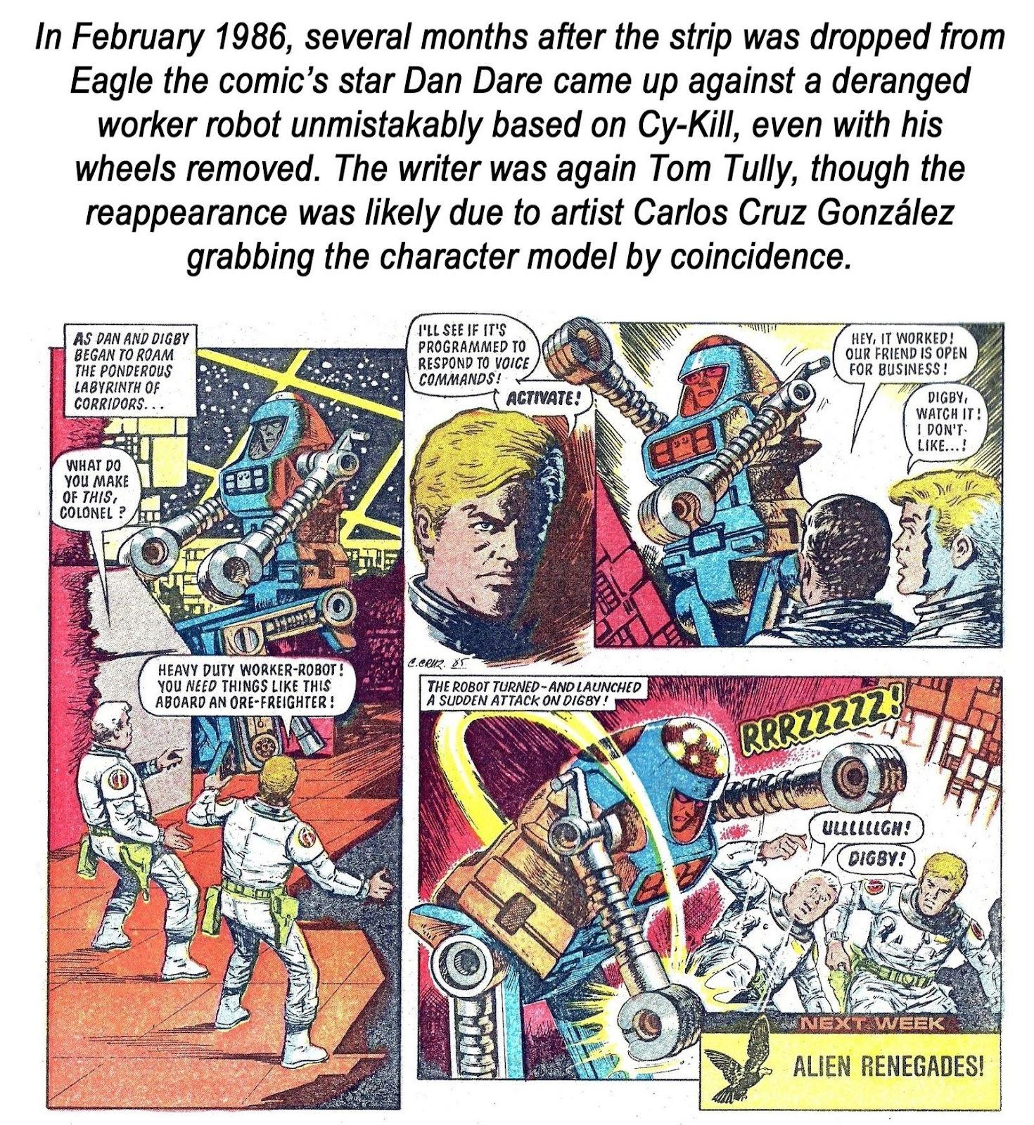 Read online Robo Machines comic -  Issue # TPB - 123
