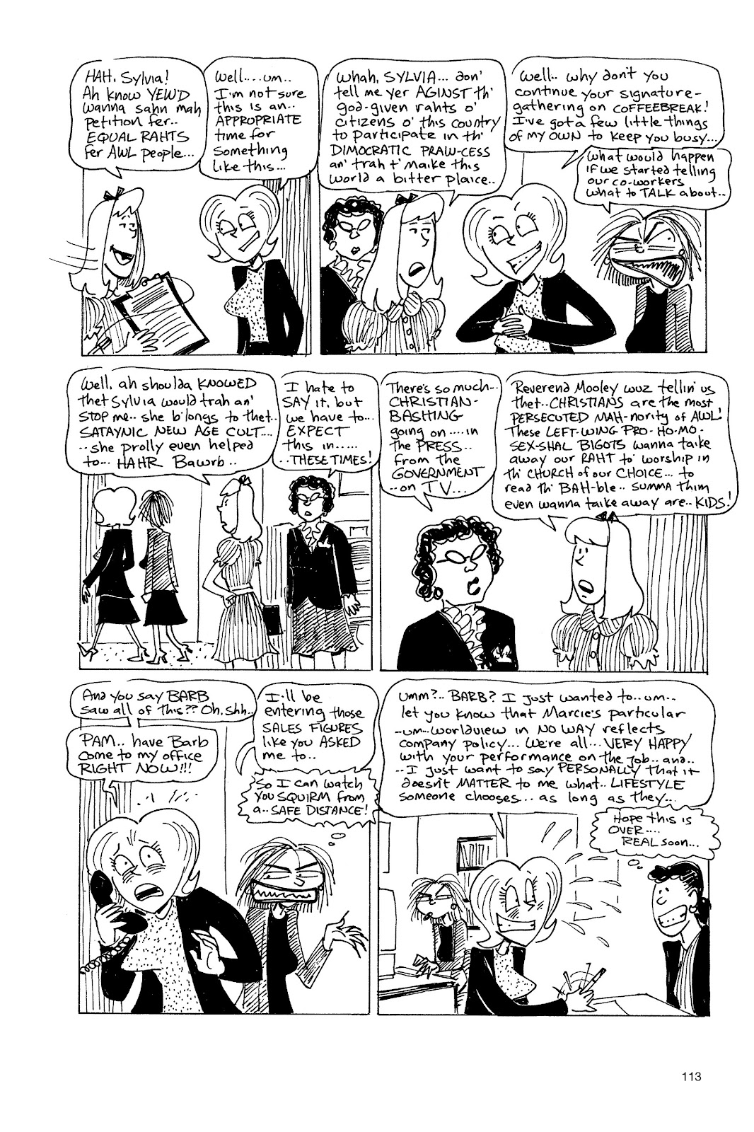 Read online Life's a Bitch: The Complete Bitchy Bitch Stories comic -  Issue # TPB (Part 2) - 11