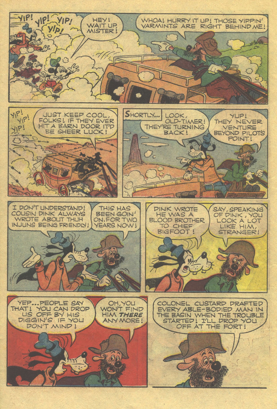 Walt Disney's Comics and Stories issue 354 - Page 27