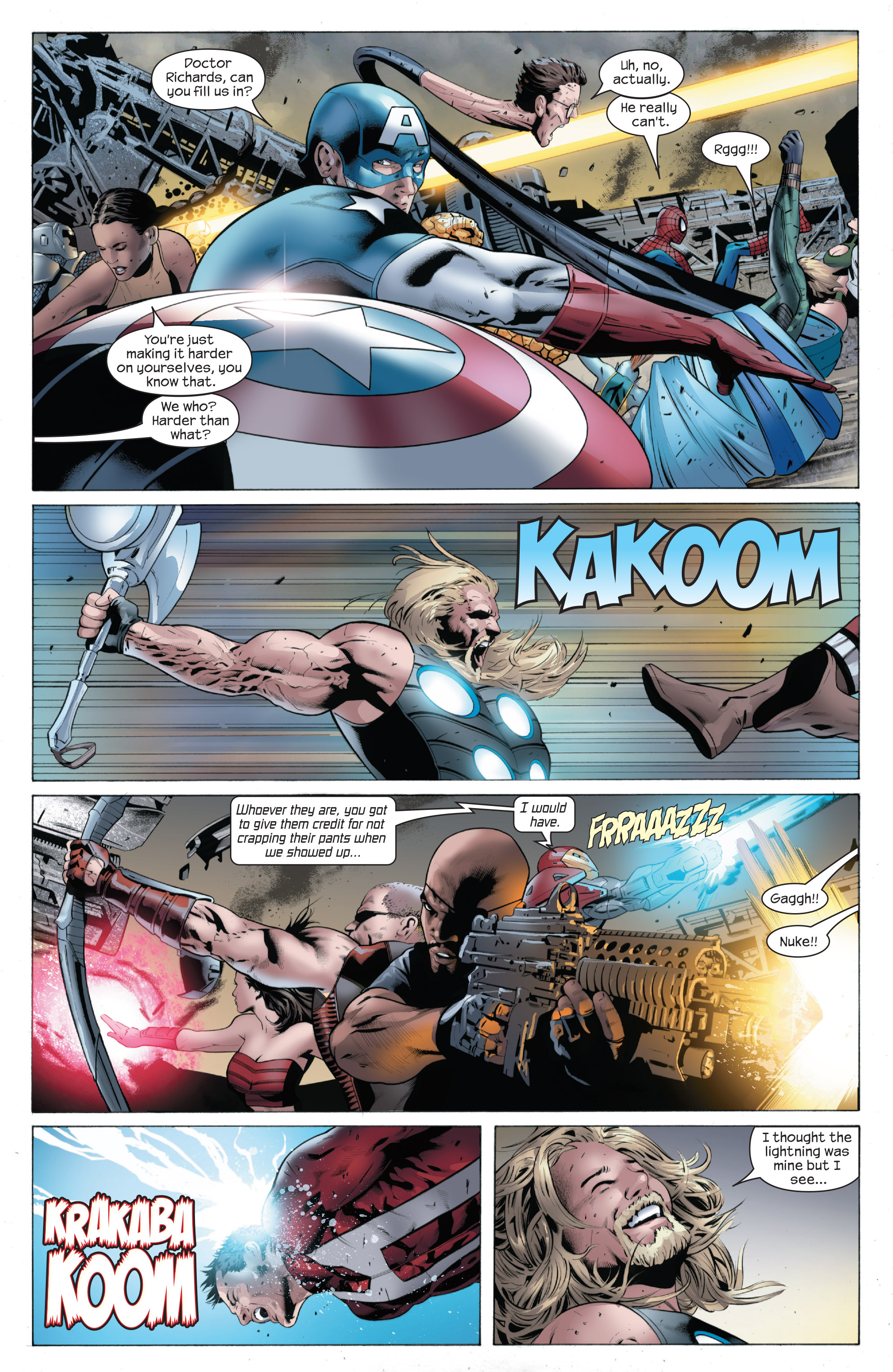 Read online Ultimate Power comic -  Issue #2 - 18