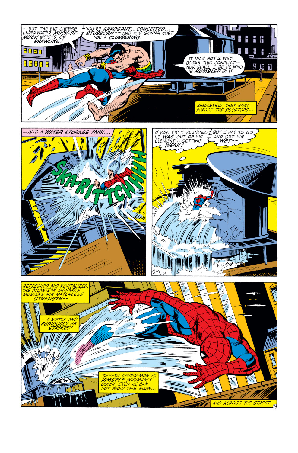 The Amazing Spider-Man (1963) 214 Page 19