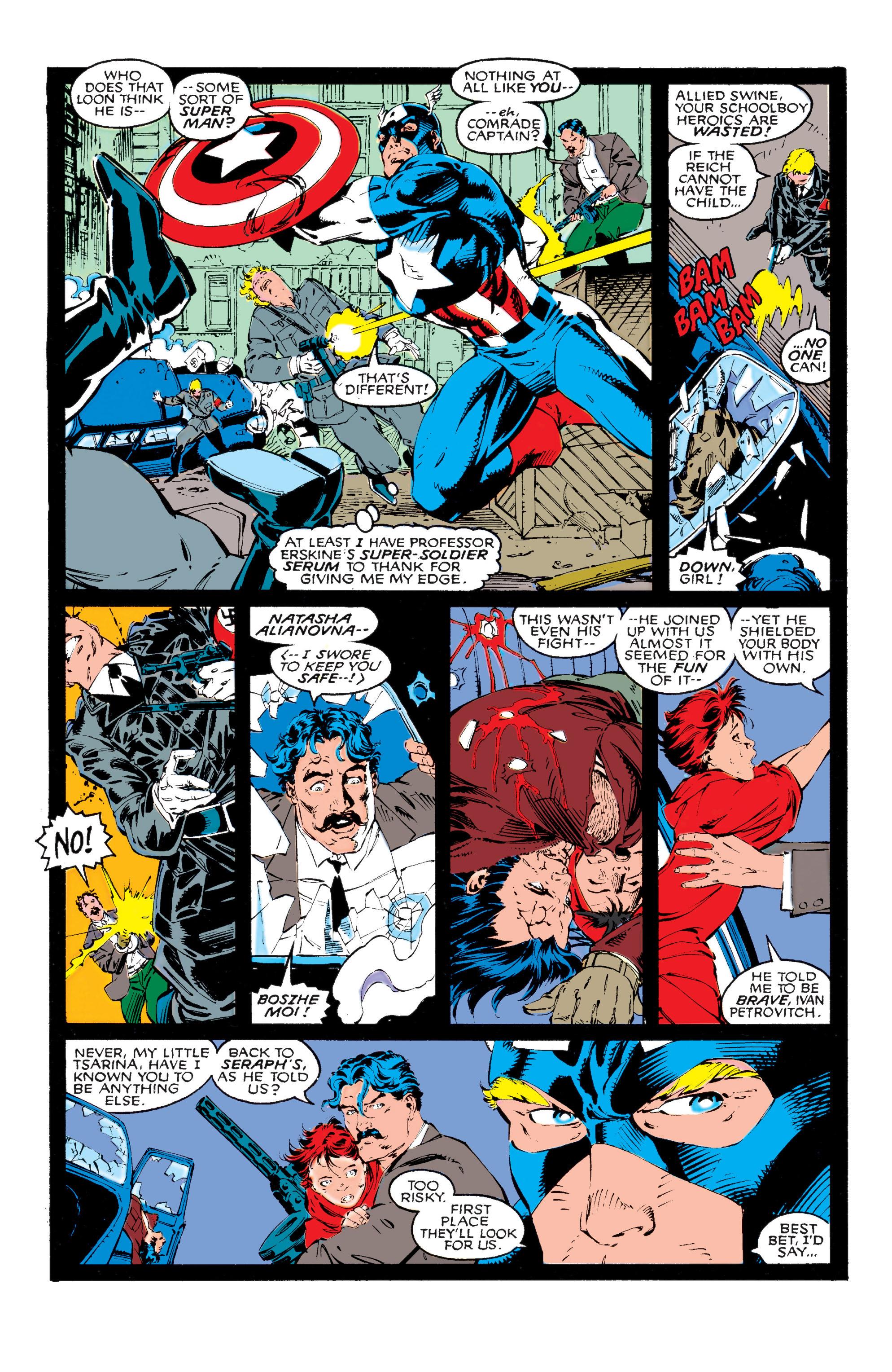 Read online Uncanny X-Men (1963) comic -  Issue #268 - 15