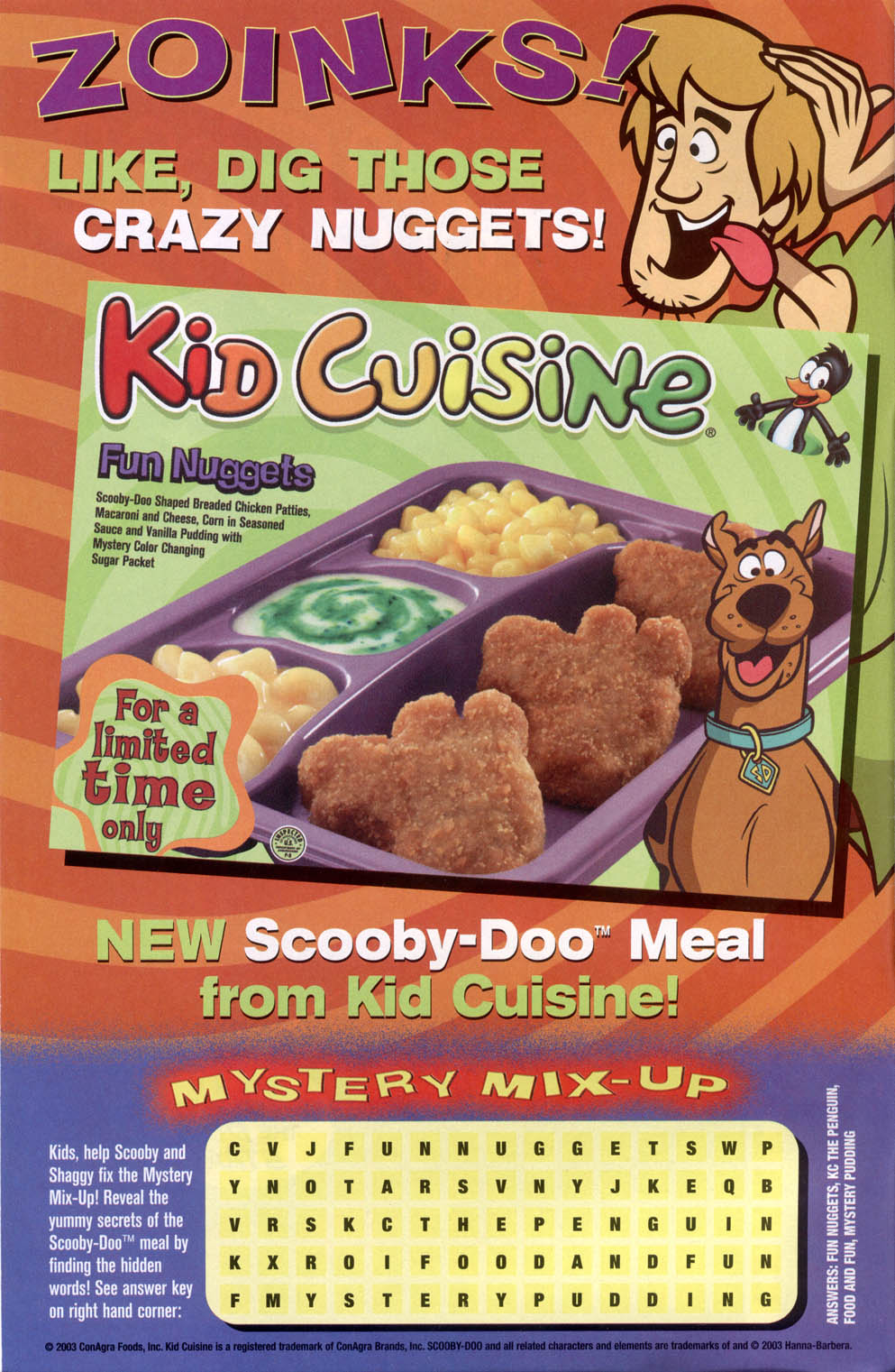 Read online Scooby-Doo (1997) comic -  Issue #77 - 2