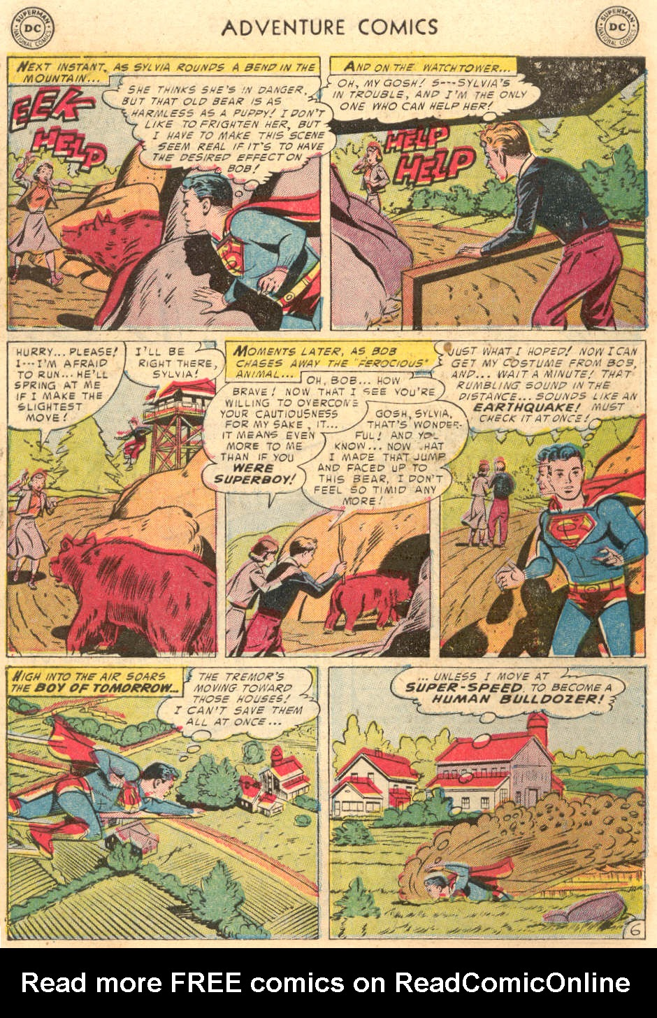 Read online Adventure Comics (1938) comic -  Issue #193 - 8