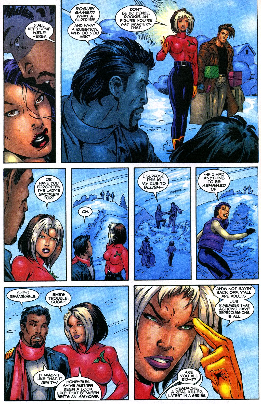 X-Men (1991) 109 Page 5
