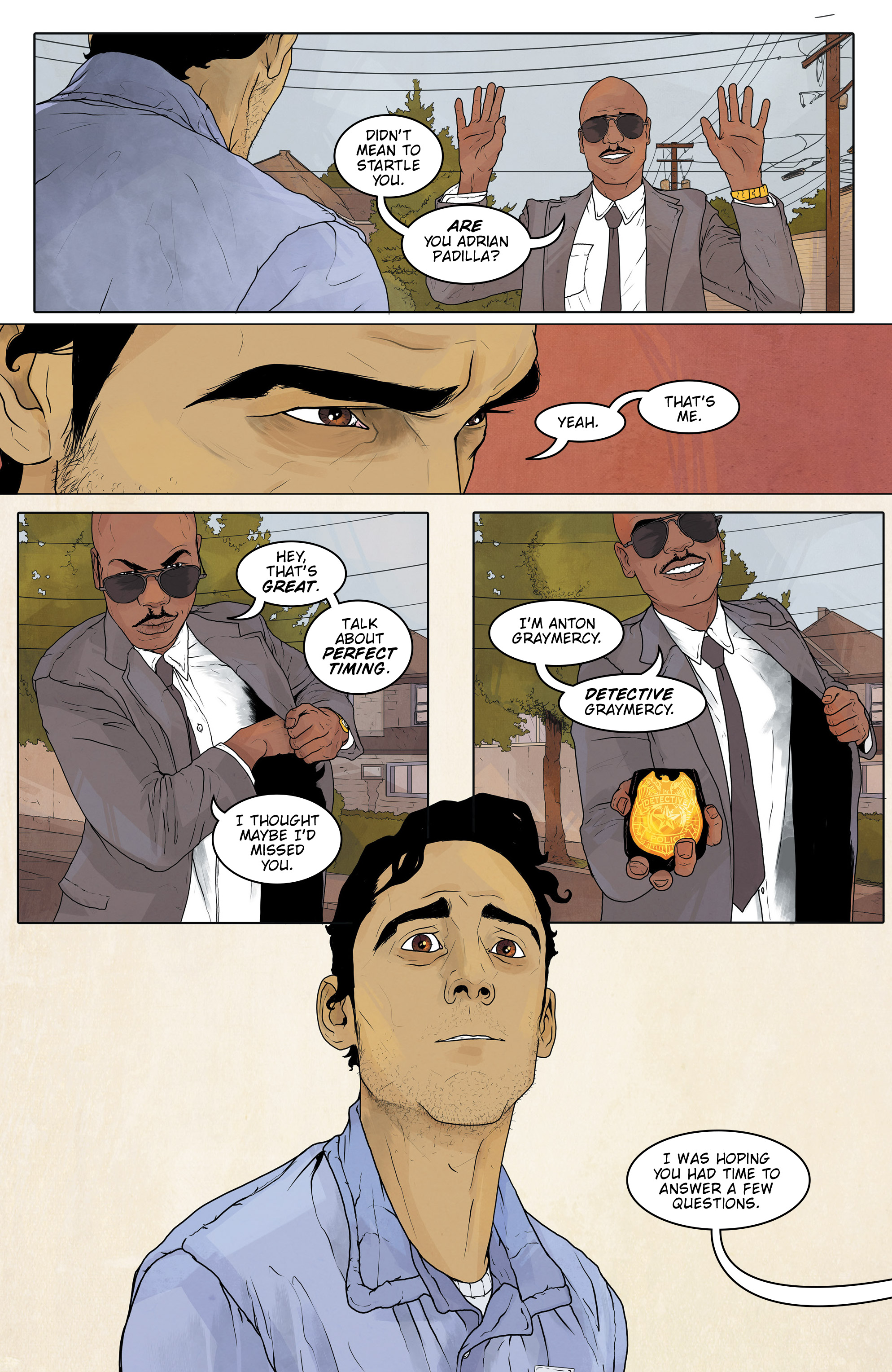 Read online Regression comic -  Issue #2 - 24