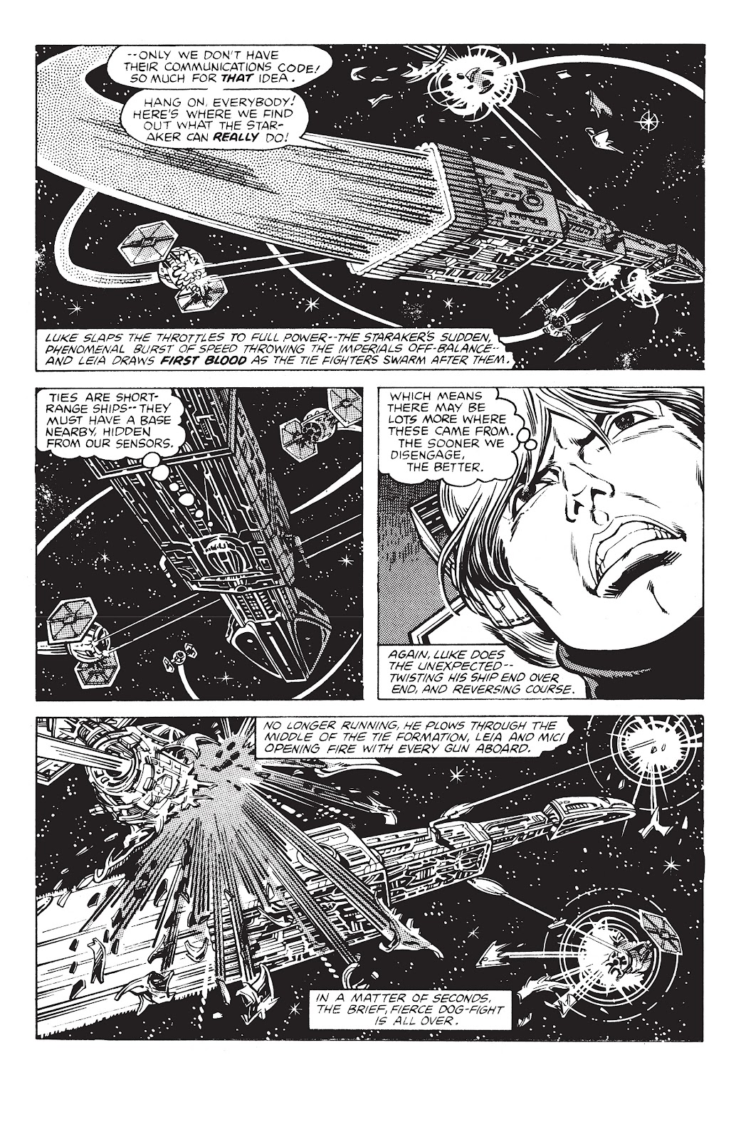 Read online Star Wars Legends: The Original Marvel Years - Epic Collection comic -  Issue # TPB 2 (Part 4) - 90