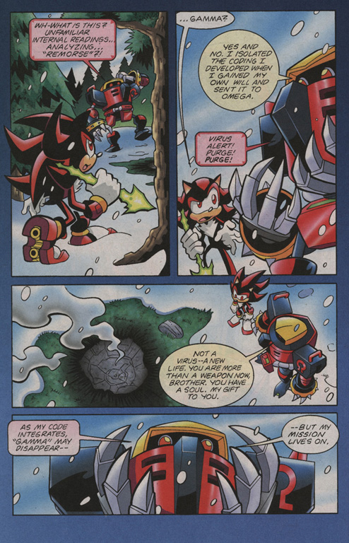 Read online Sonic Universe comic -  Issue #3 - 19