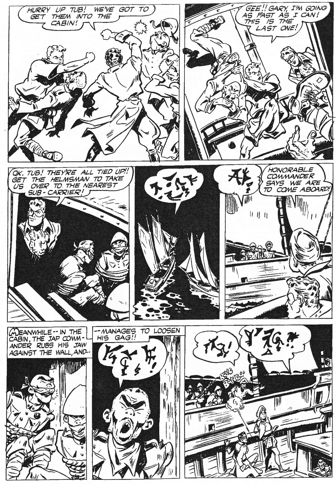 Read online Men of Mystery Comics comic -  Issue #81 - 184