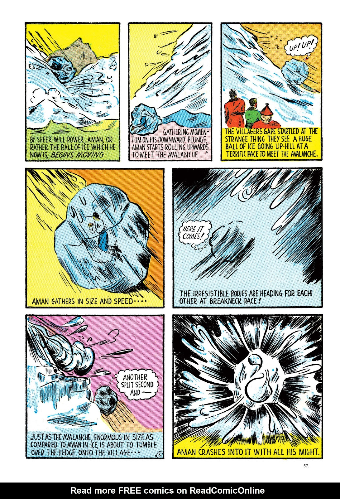 Read online The Bill Everett Archives comic -  Issue # TPB 2 (Part 1) - 58