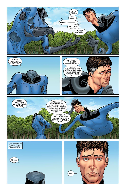 Read online Fantastic Four: Season One comic -  Issue # TPB - 22