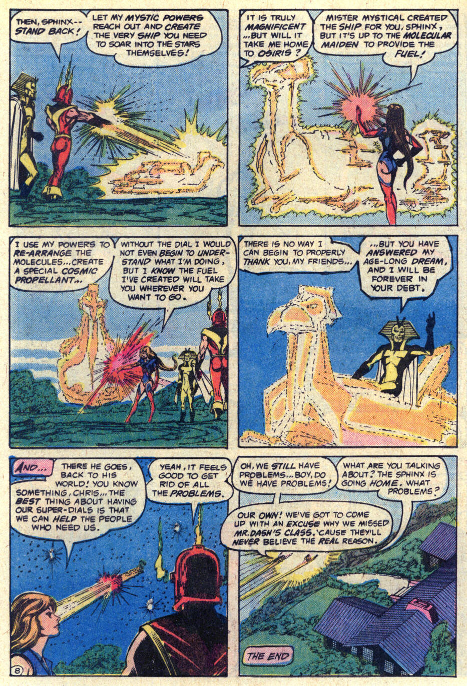 Read online Adventure Comics (1938) comic -  Issue #480 - 9