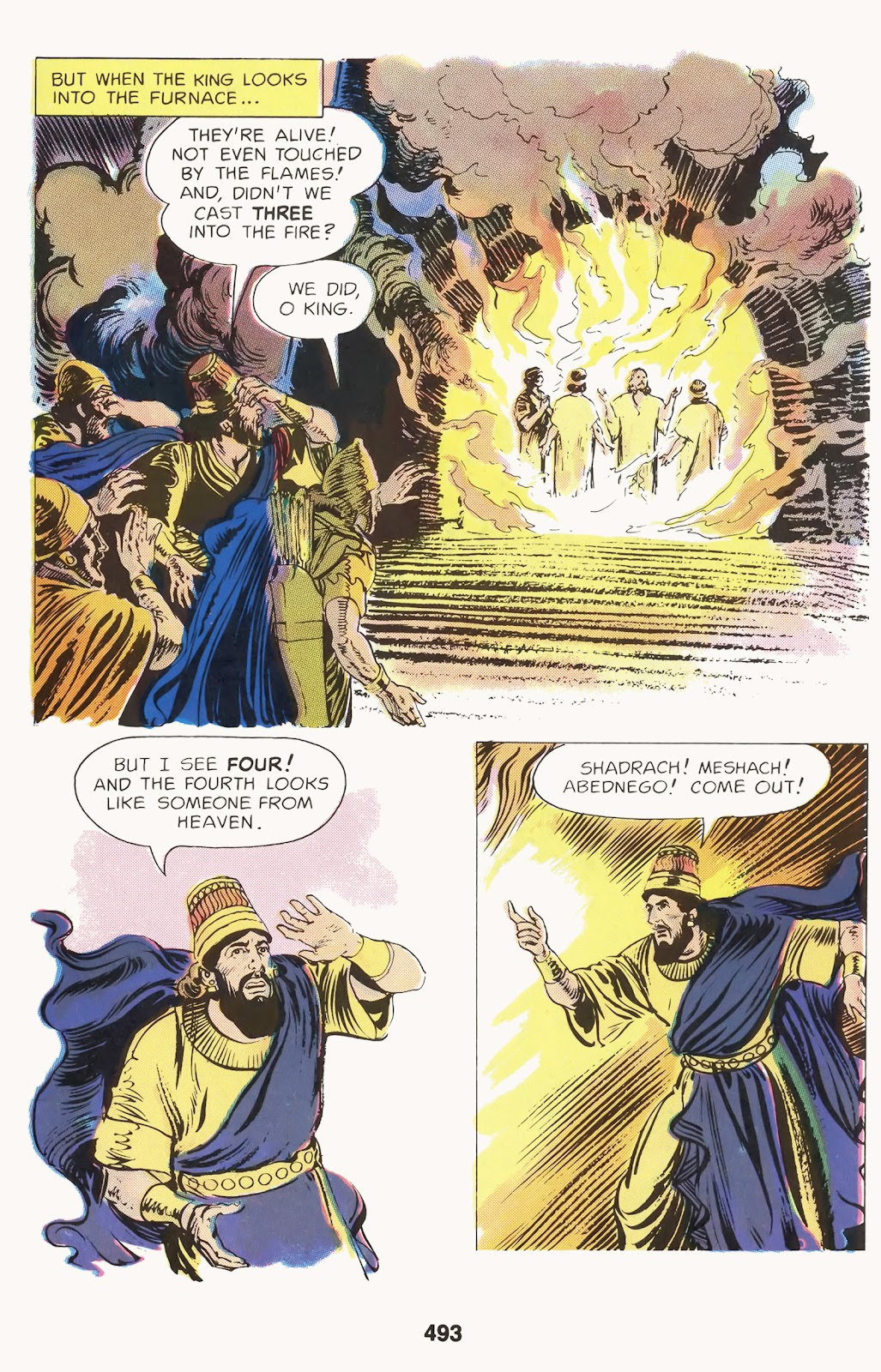 The Picture Bible issue TPB (Part 5) - Page 96