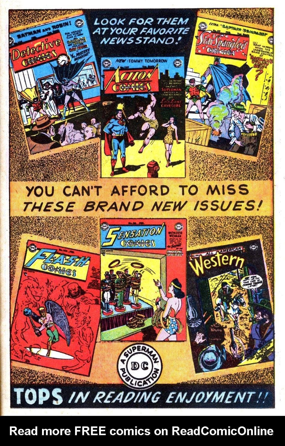Read online Adventure Comics (1938) comic -  Issue #137 - 37