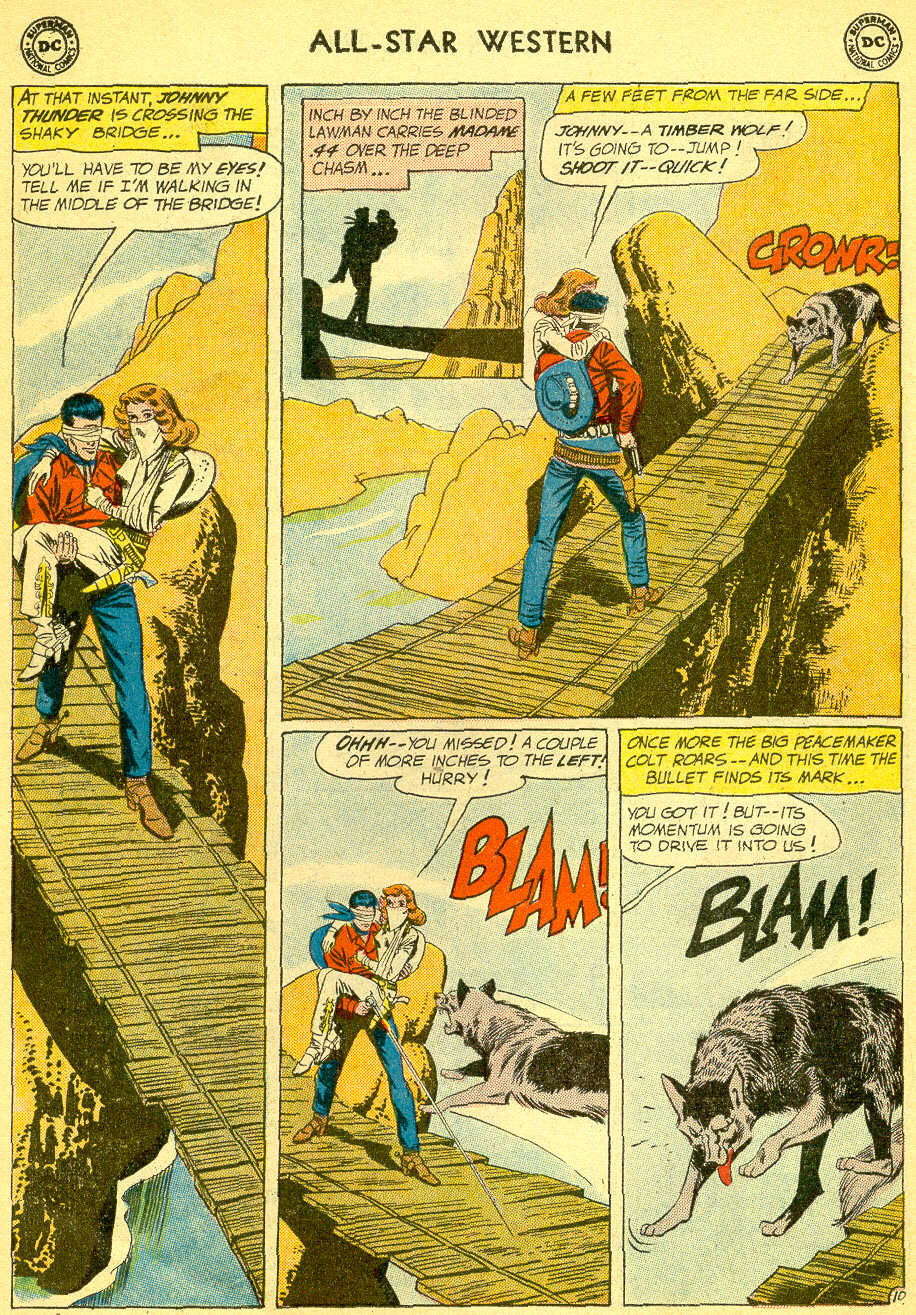 Read online All-Star Western (1951) comic -  Issue #118 - 14