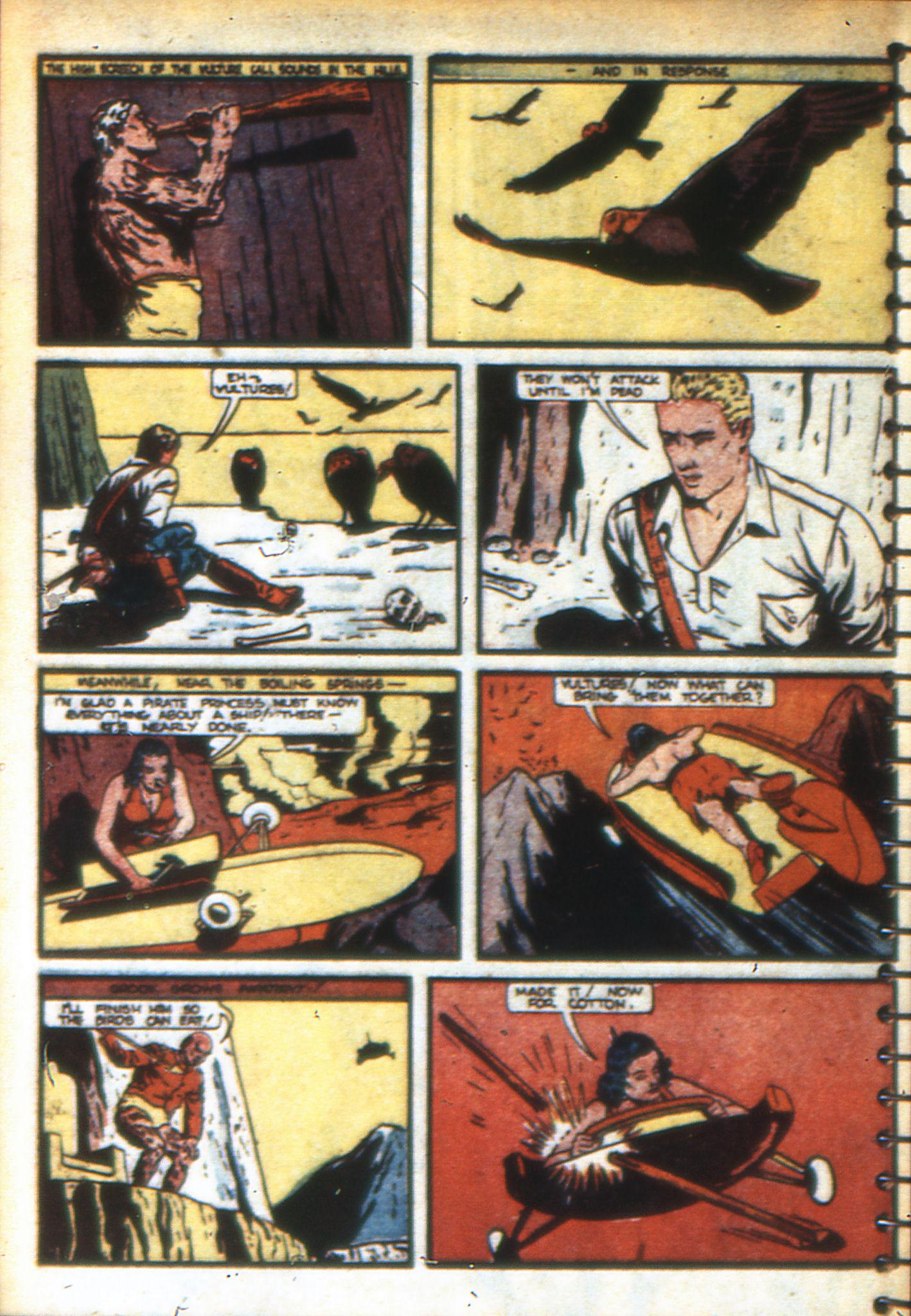 Read online Adventure Comics (1938) comic -  Issue #47 - 65