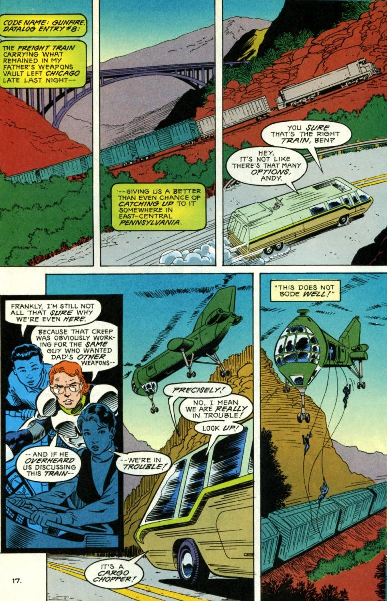 Read online Gunfire comic -  Issue #3 - 21