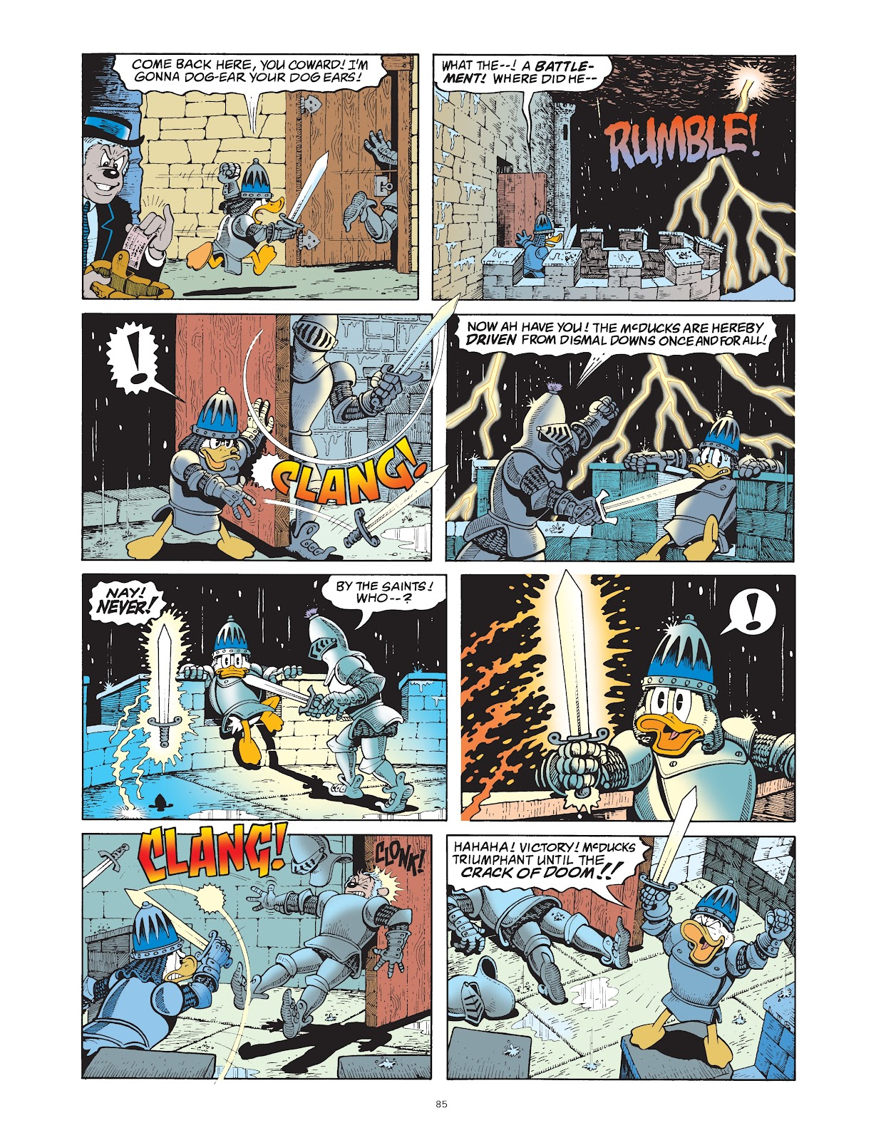 Read online The Complete Life and Times of Scrooge McDuck comic -  Issue # TPB 1 (Part 1) - 88