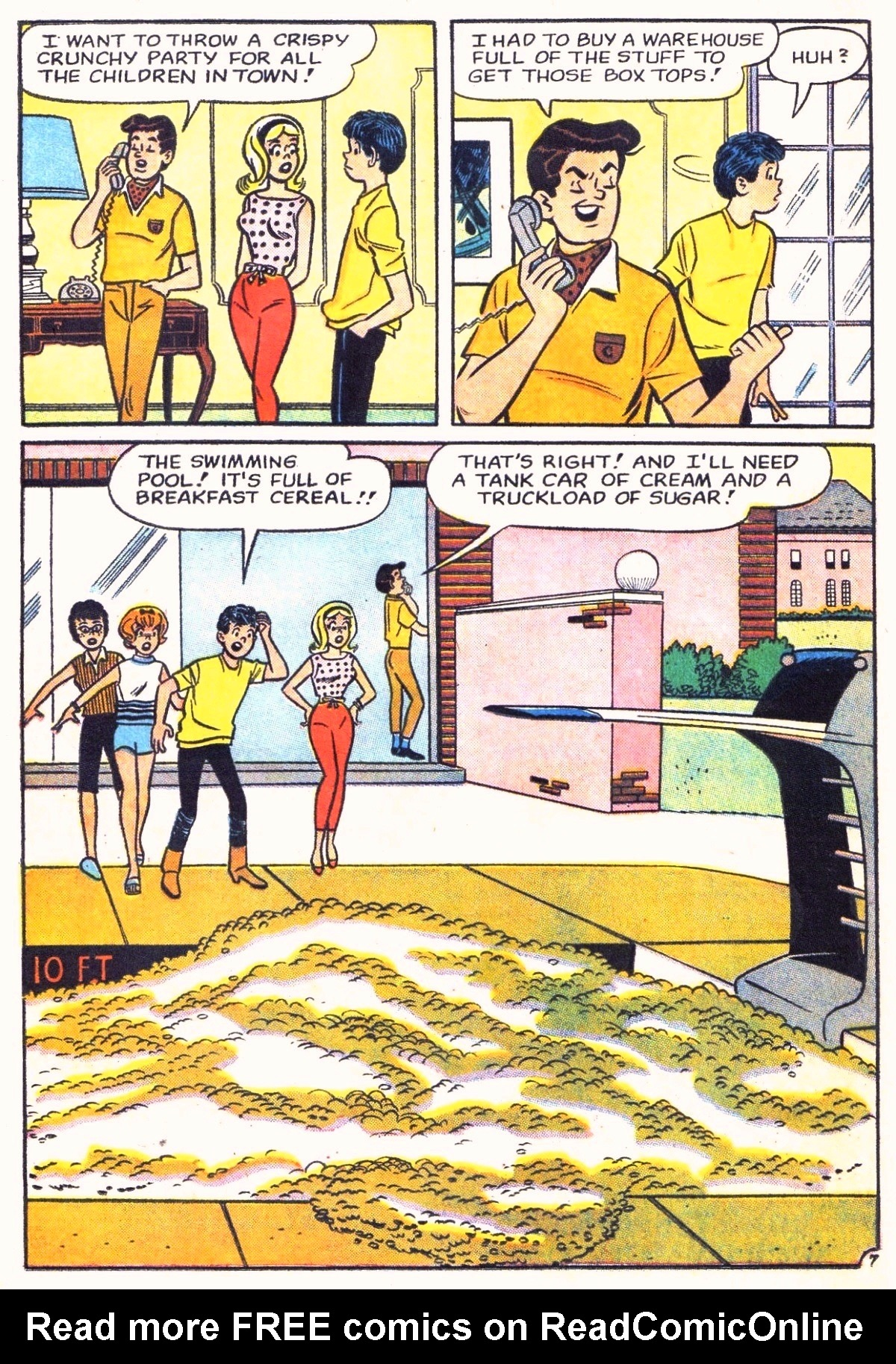 Read online She's Josie comic -  Issue #9 - 10