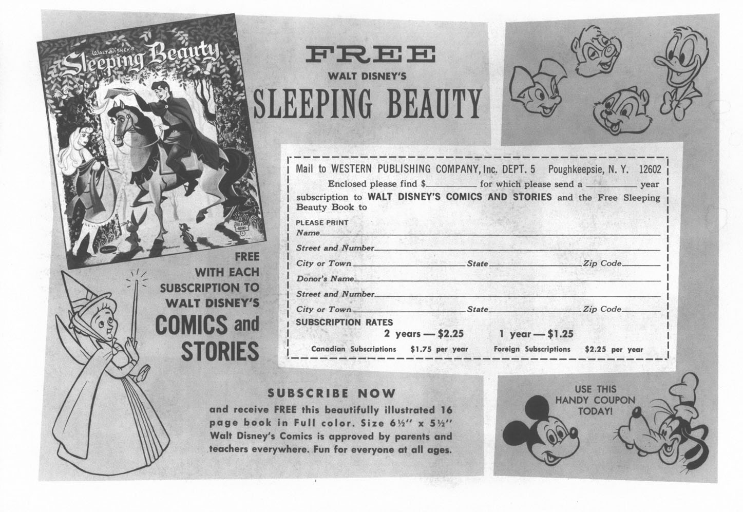 Walt Disney's Comics and Stories issue 332 - Page 2