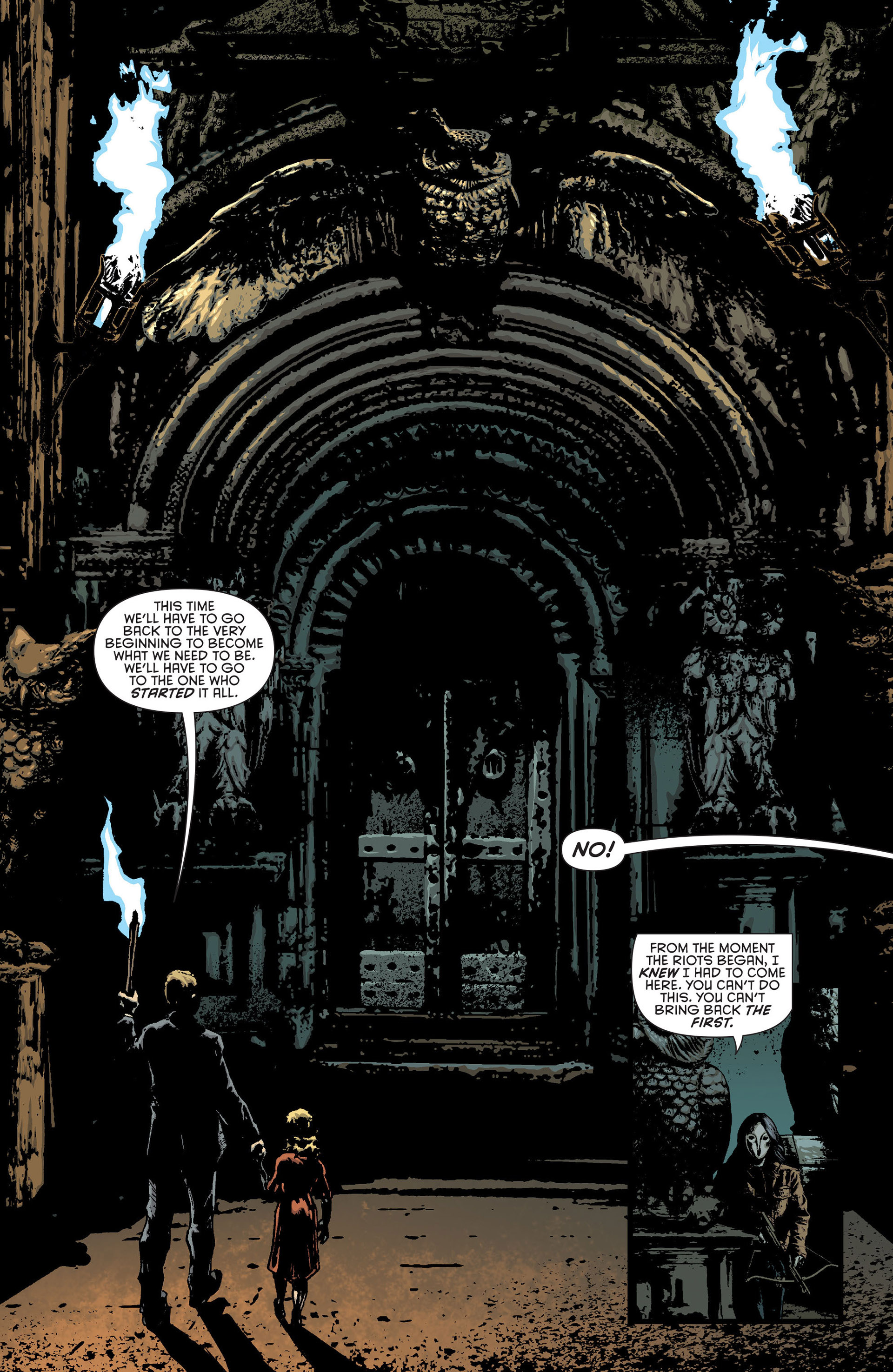 Read online Batman and Robin (2011) comic -  Issue #23.2 - 19