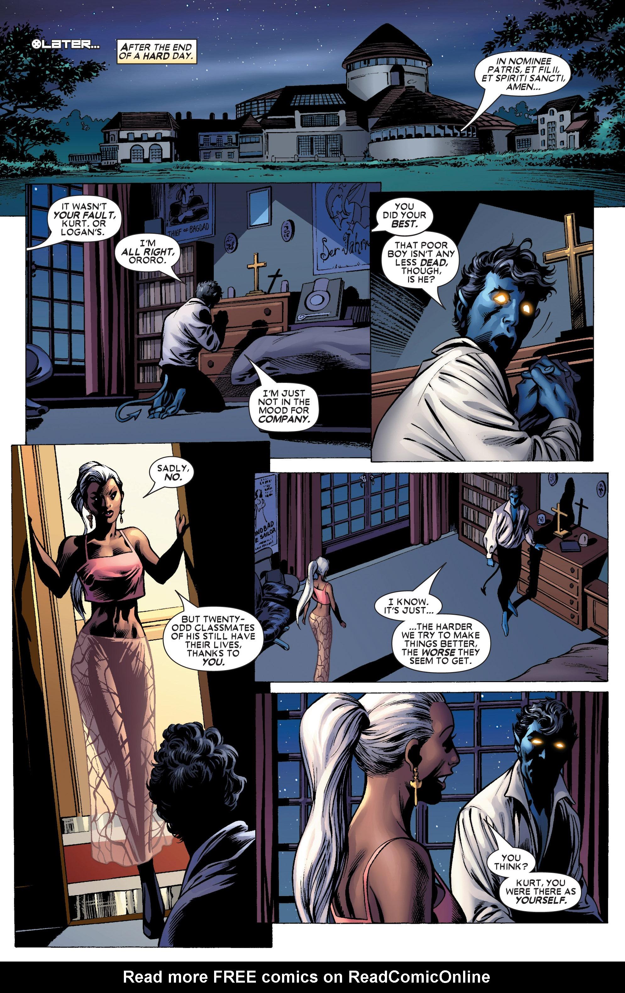 Read online Uncanny X-Men (1963) comic -  Issue #445 - 13
