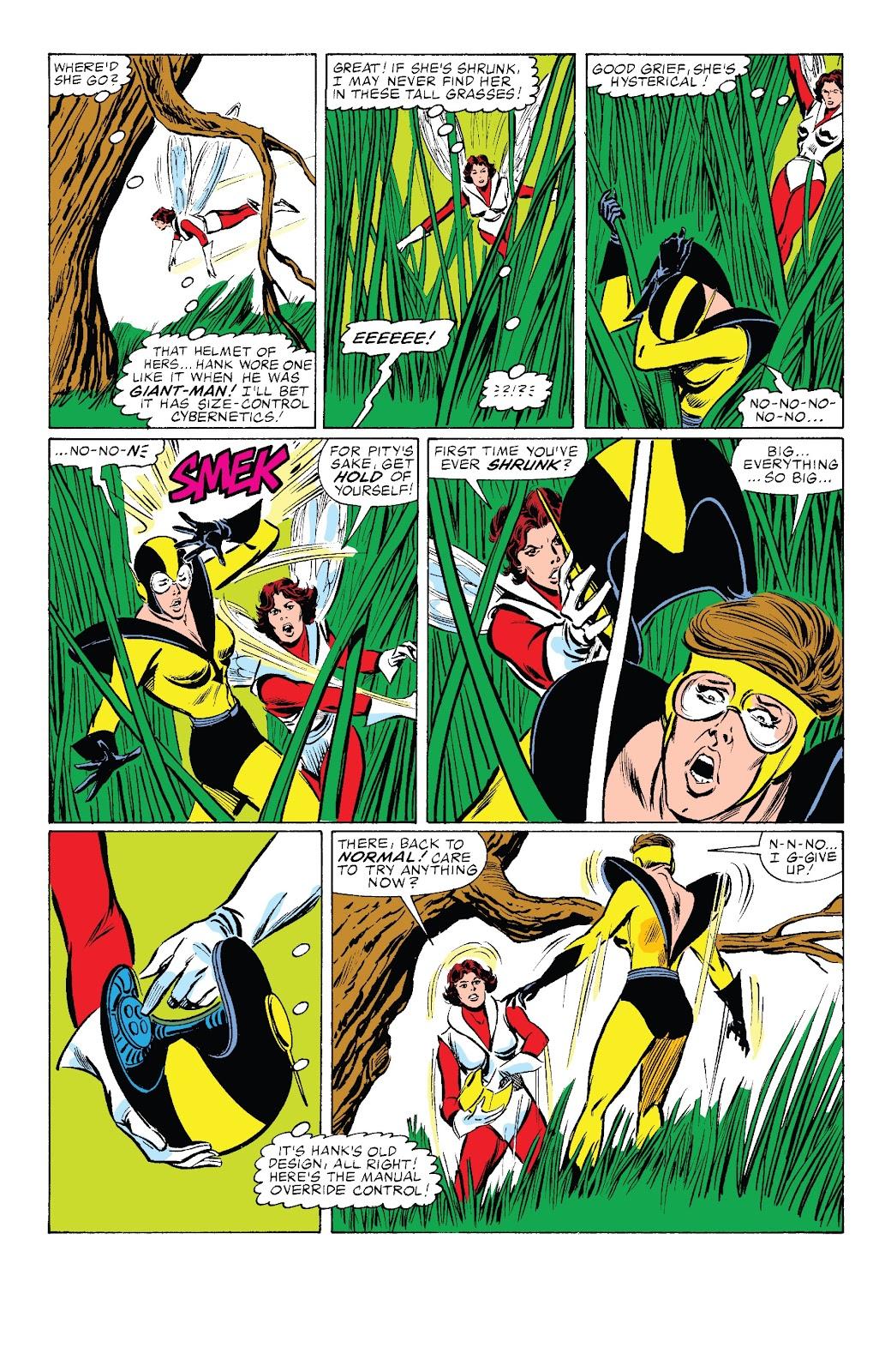 Read online Marvel Tales: Avengers comic -  Issue # Full - 69