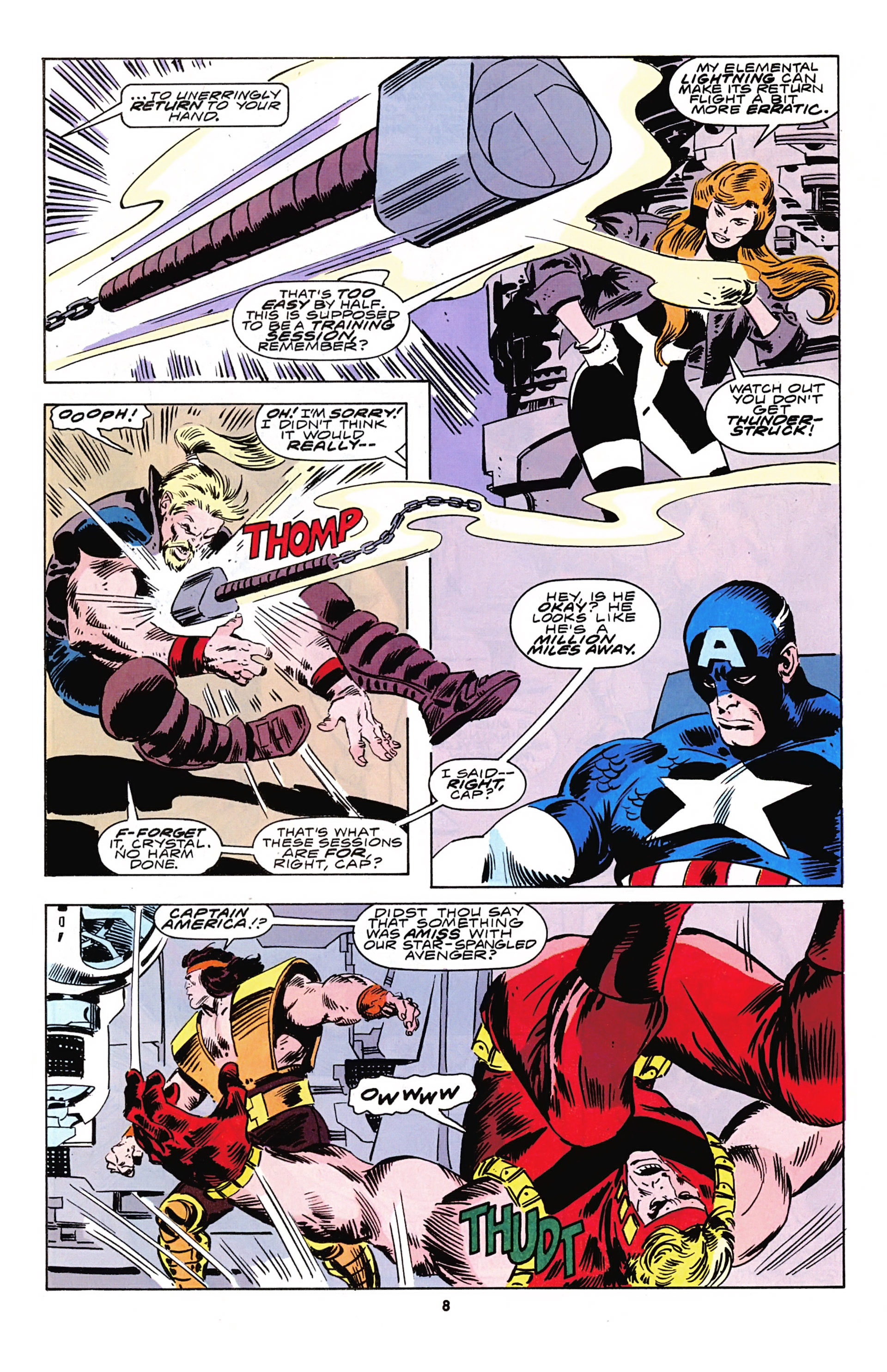 The Avengers (1963) _Annual_23 Page 6