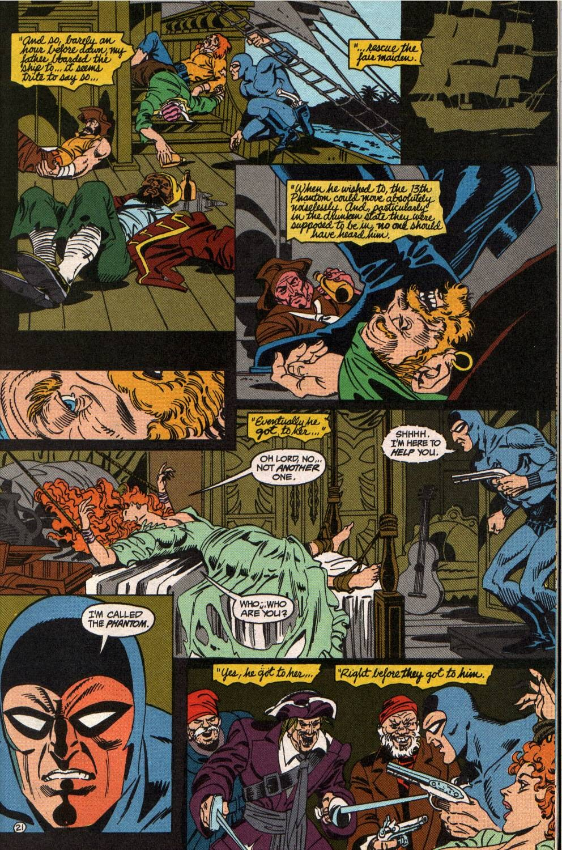 Read online The Phantom (1988) comic -  Issue #1 - 27