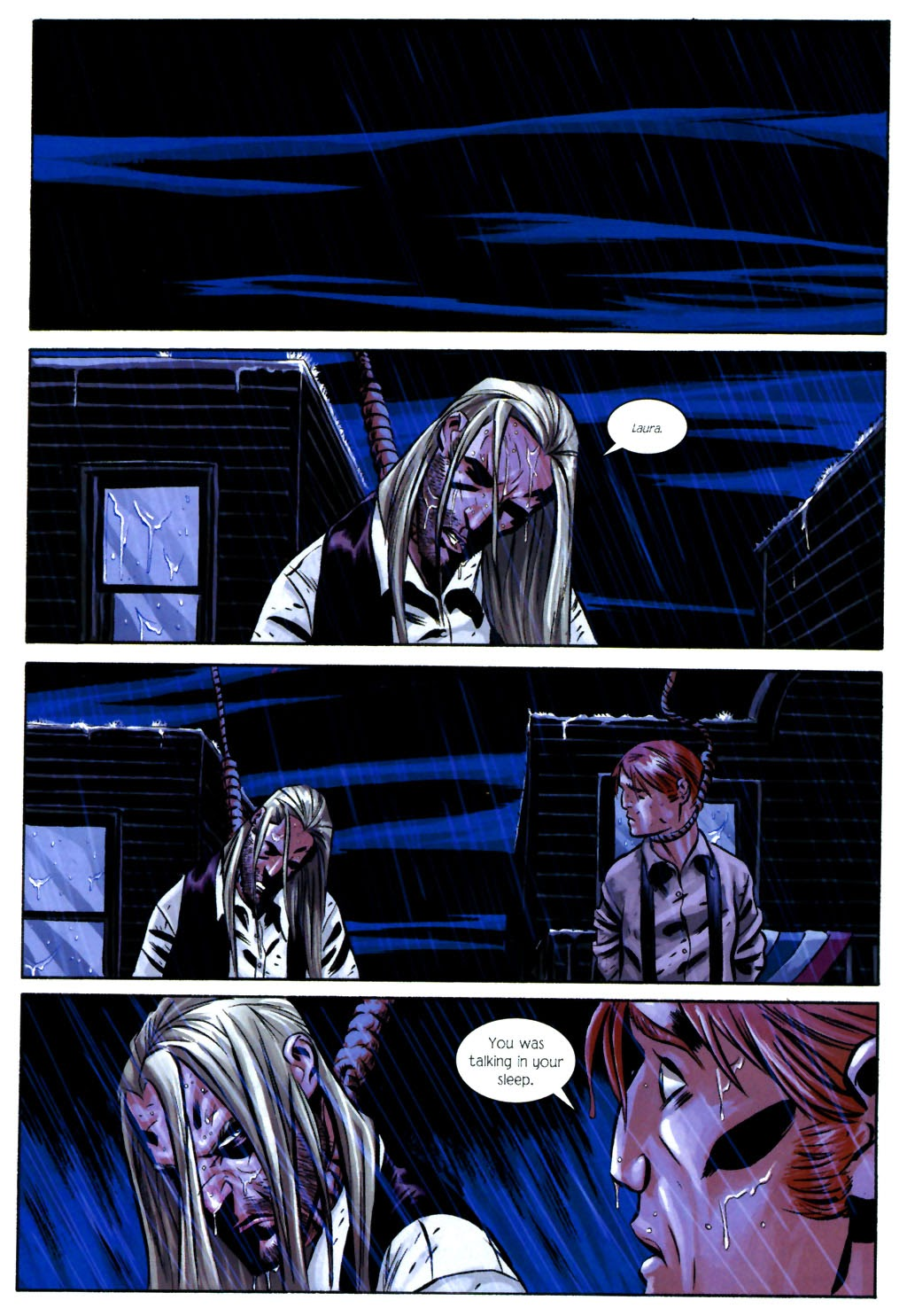 Read online The Ballad of Sleeping Beauty comic -  Issue #1 - 14