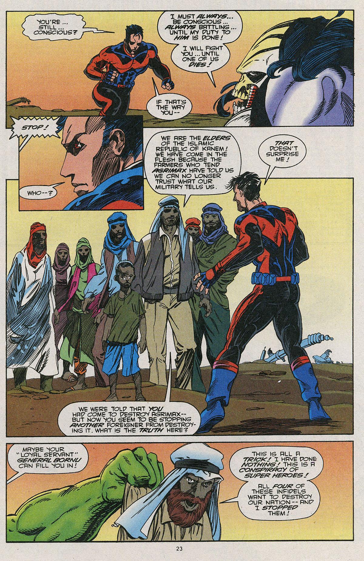 Read online Wonder Man (1991) comic -  Issue #27 - 18